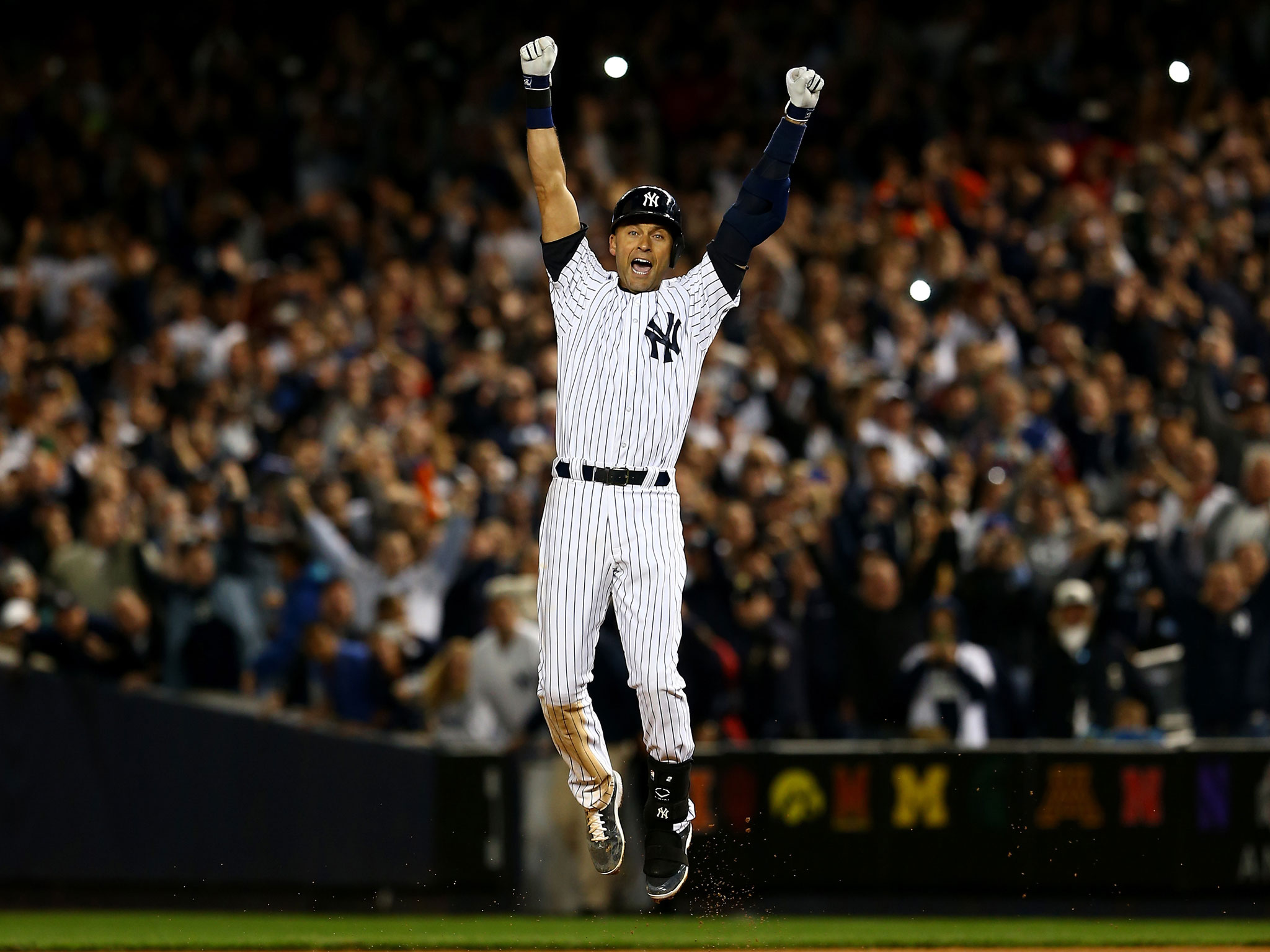 Derek Jeter Background Posted By Ethan Tremblay