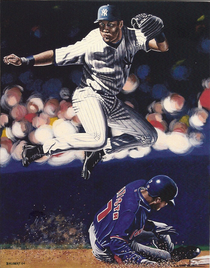 Derek Jeter Wallpaper Posted By Ethan Tremblay
