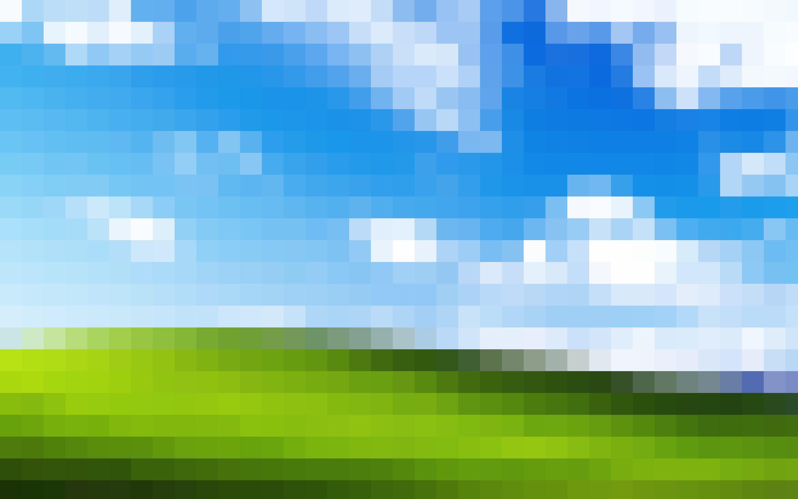 Windows XP pixels. Mosaic wallpaper Desktop pictures
