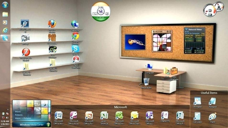 Cool Office Desktop Wallpapers