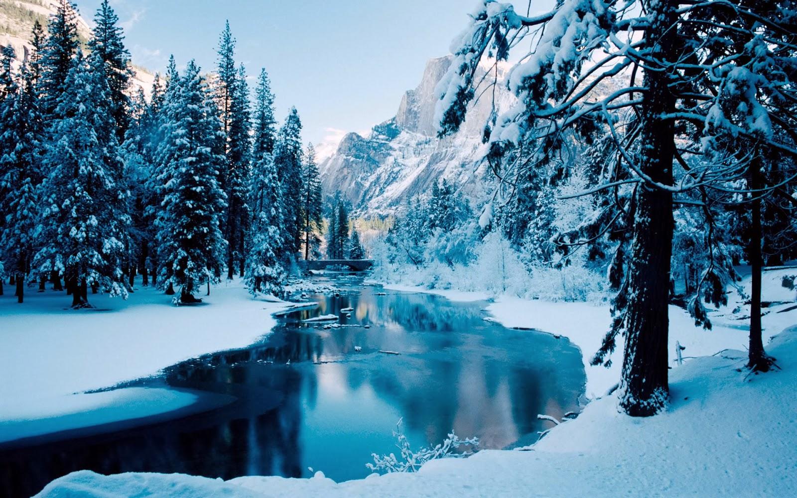 Desktop Winter Scenes Posted By Christopher Peltier