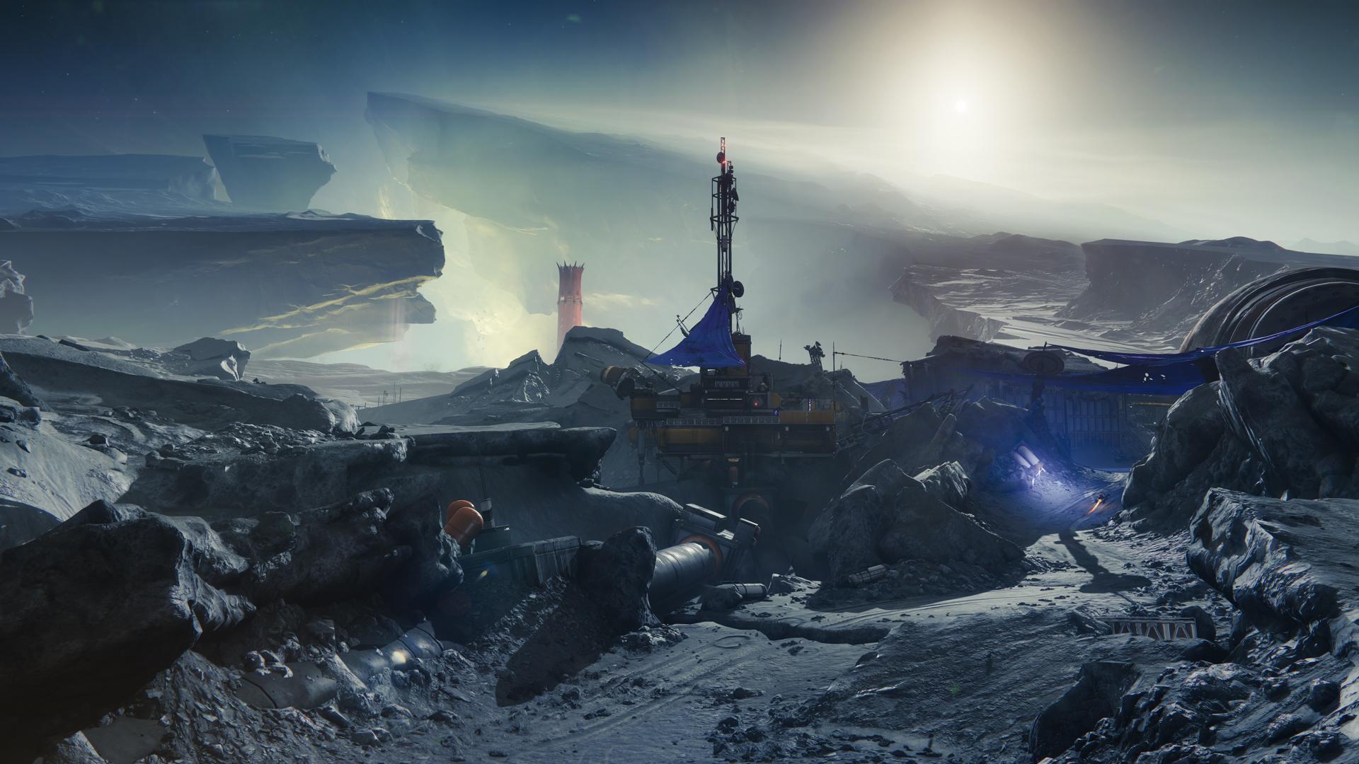 Destiny 2 4k Background