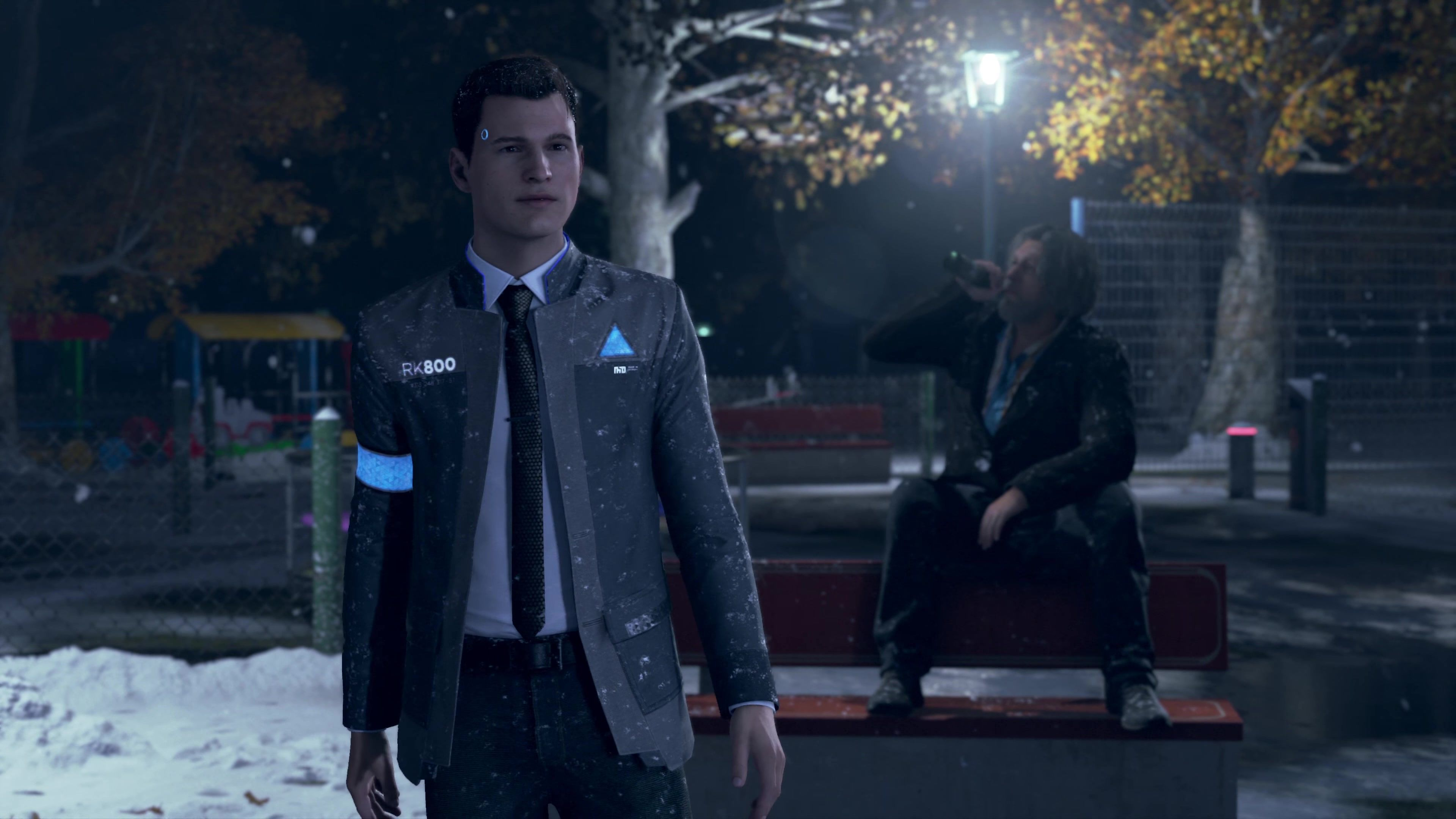 Detroit Become Human Hd Wallpaper Posted By John Sellers