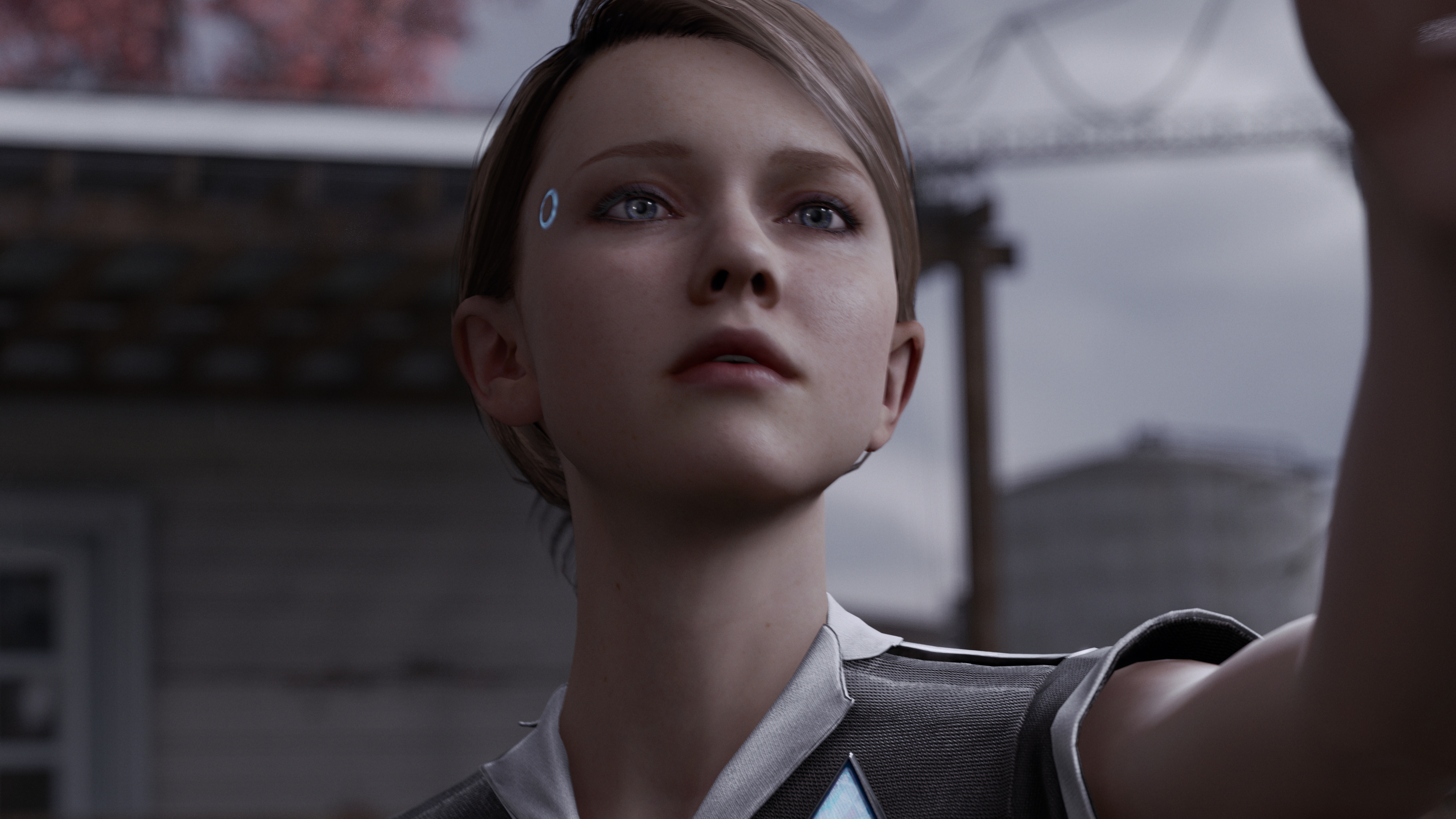 Detroit Become Human Wallpaper 1920x1080 Posted By Zoey Mercado