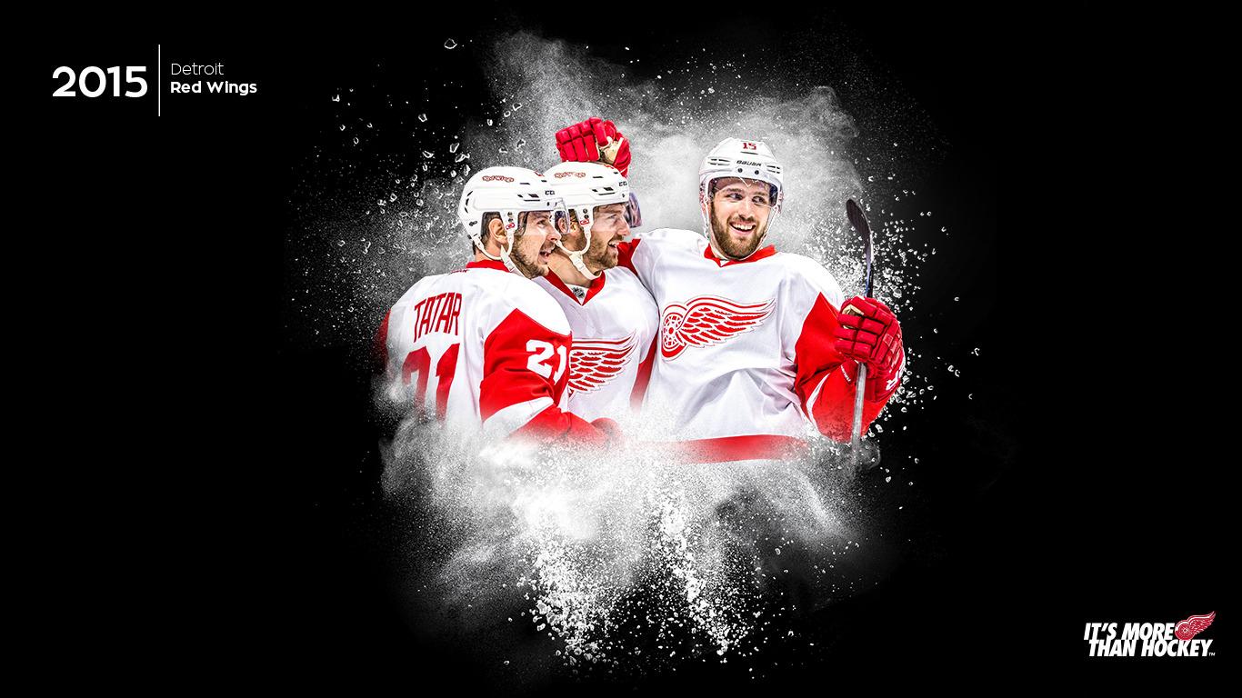 Detroit Red Wings Desktop Wallpaper