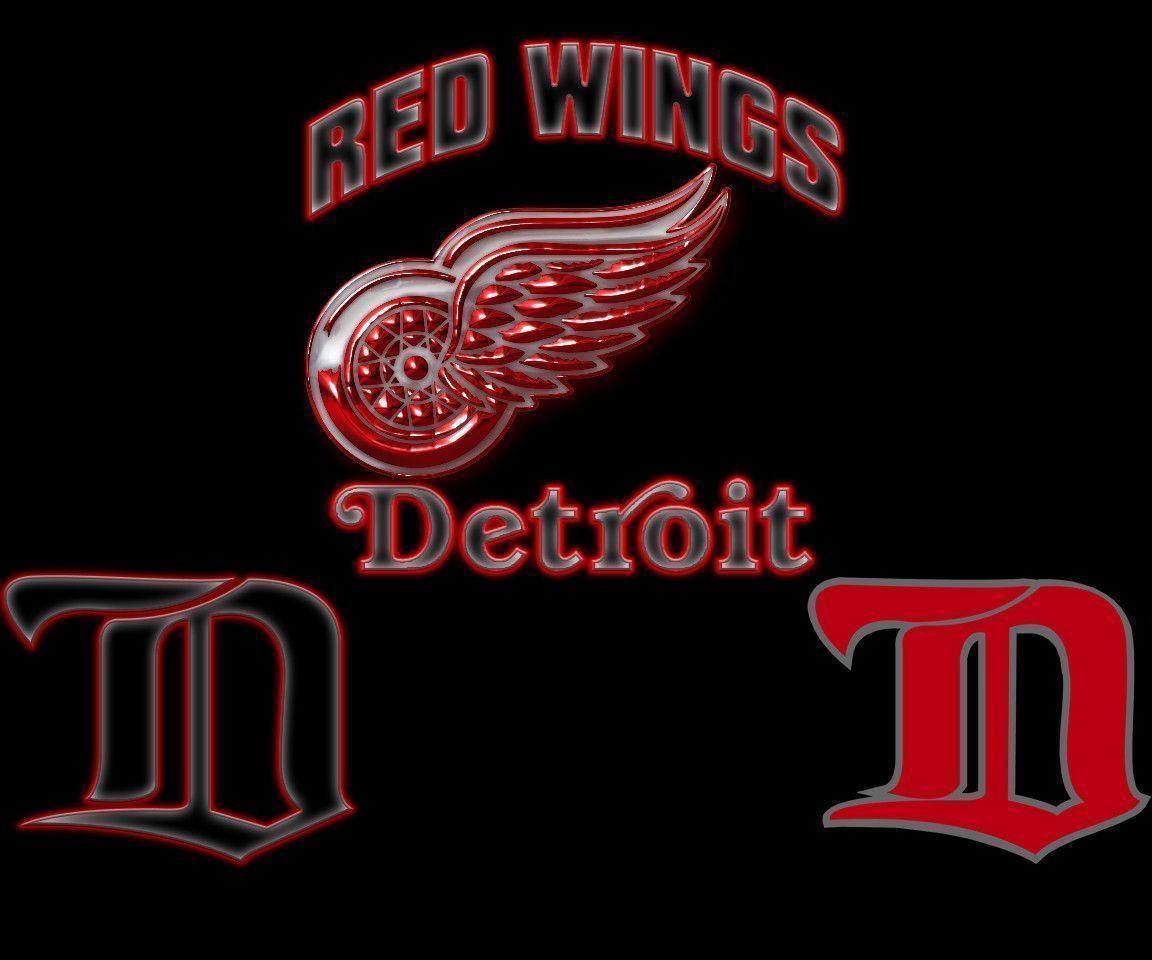 Detroit Red Wings Logo Wallpaper Posted By Ryan Peltier