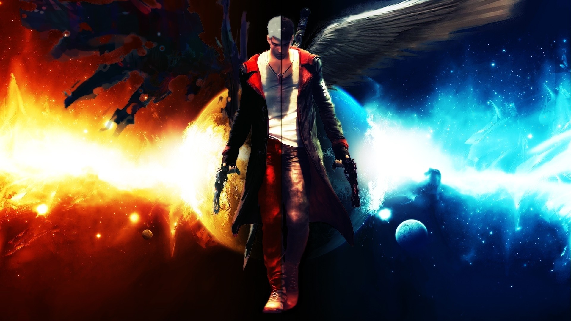 Devil May Cry 5 Hd Wallpaper Posted By Sarah Walker