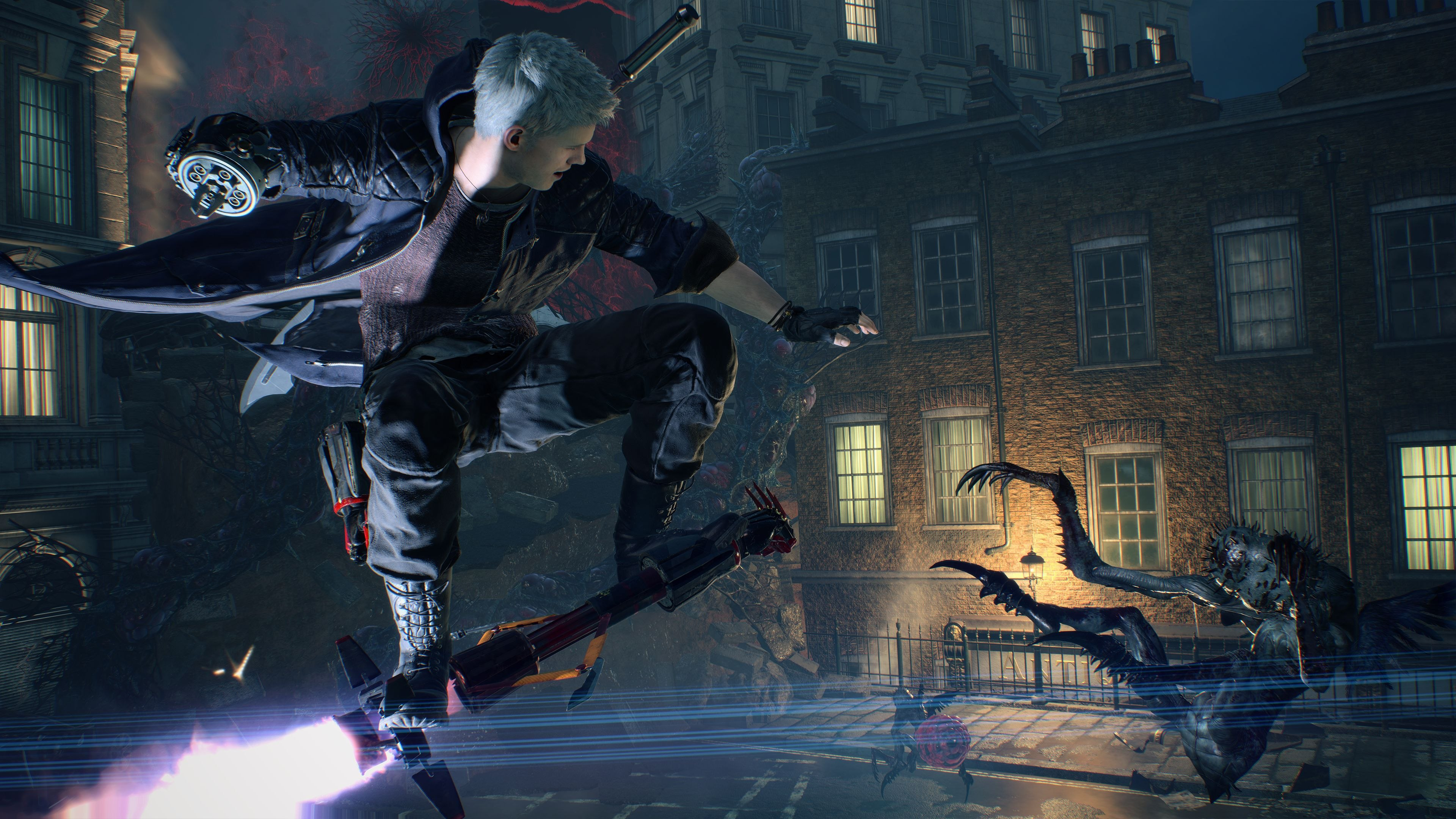 Devil May Cry 5 Hd Wallpapers Posted By Samantha Sellers
