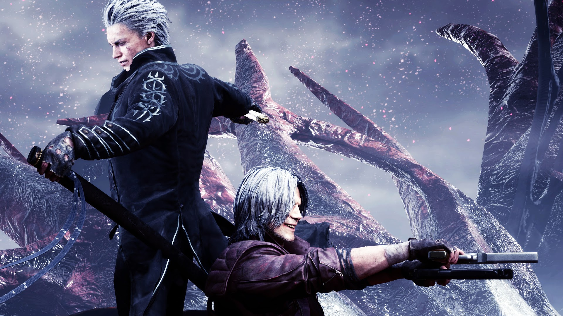 Devil May Cry 5 Vergil Wallpaper Posted By Sarah Tremblay