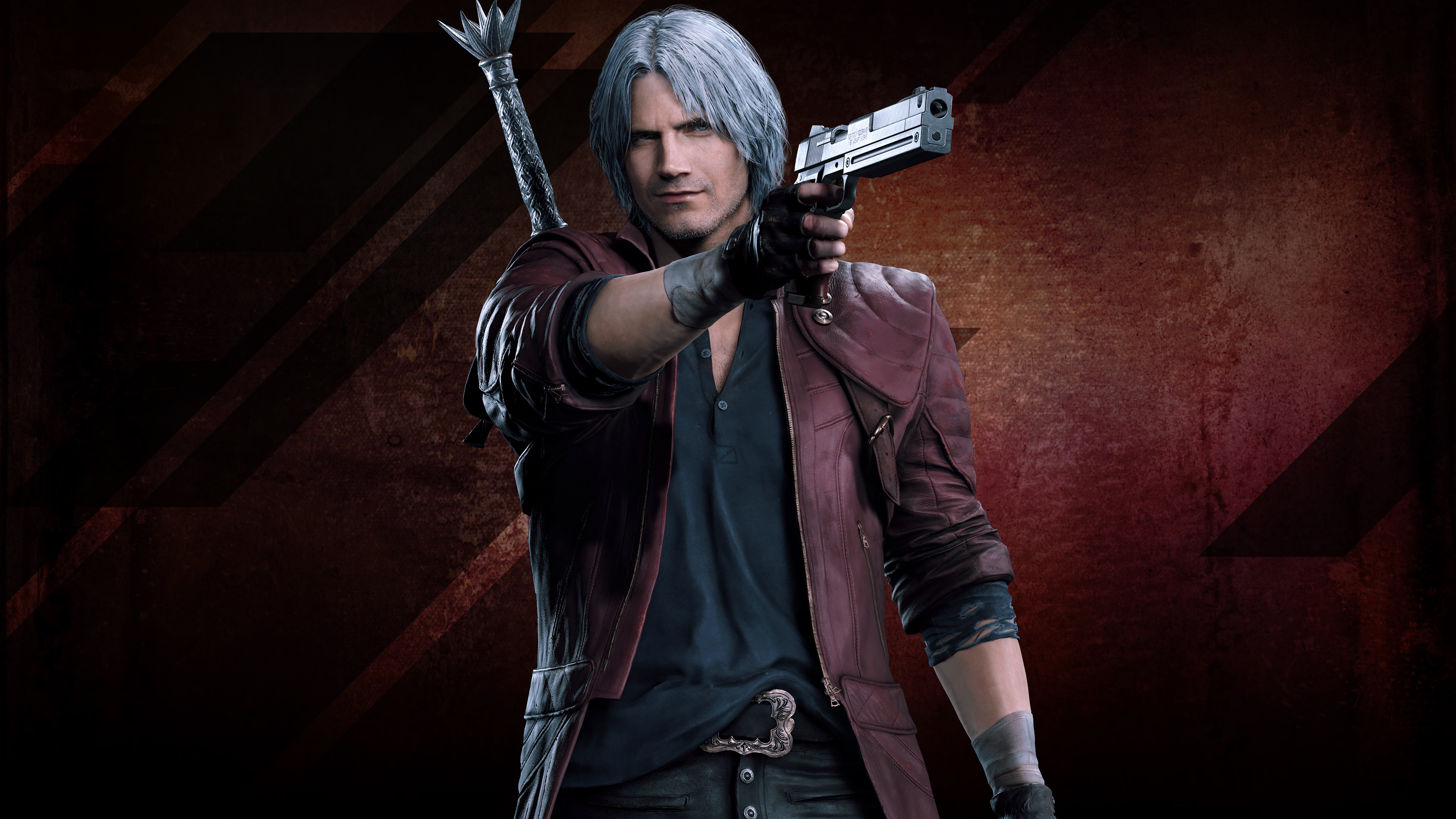Devil May Cry Dante Wallpaper Posted By Ryan Sellers
