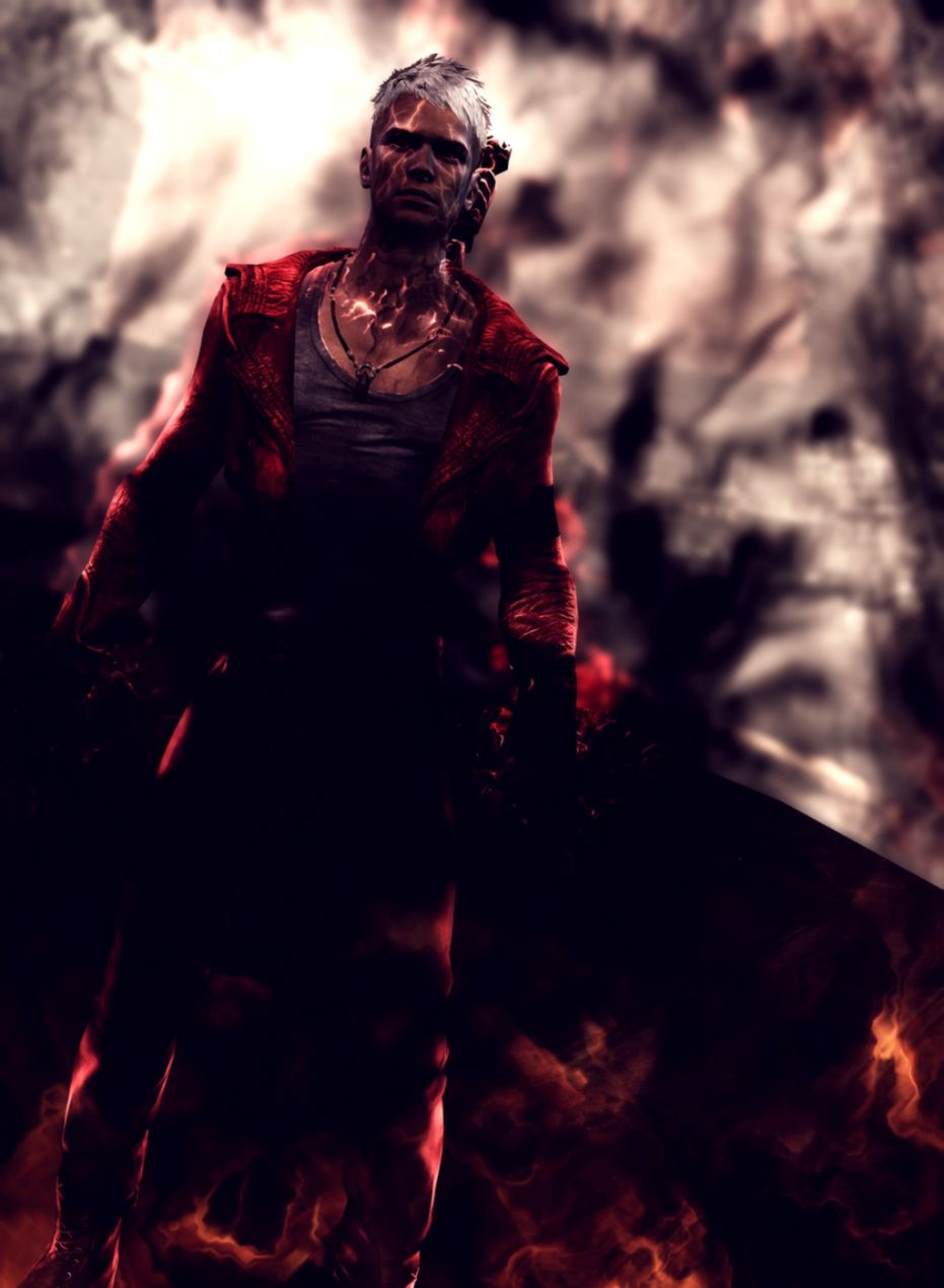 Devil May Cry Wallpaper Hd Posted By Ryan Anderson