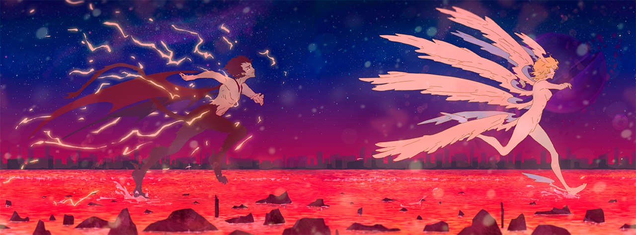 Devilman Crybaby Background Posted By John Sellers