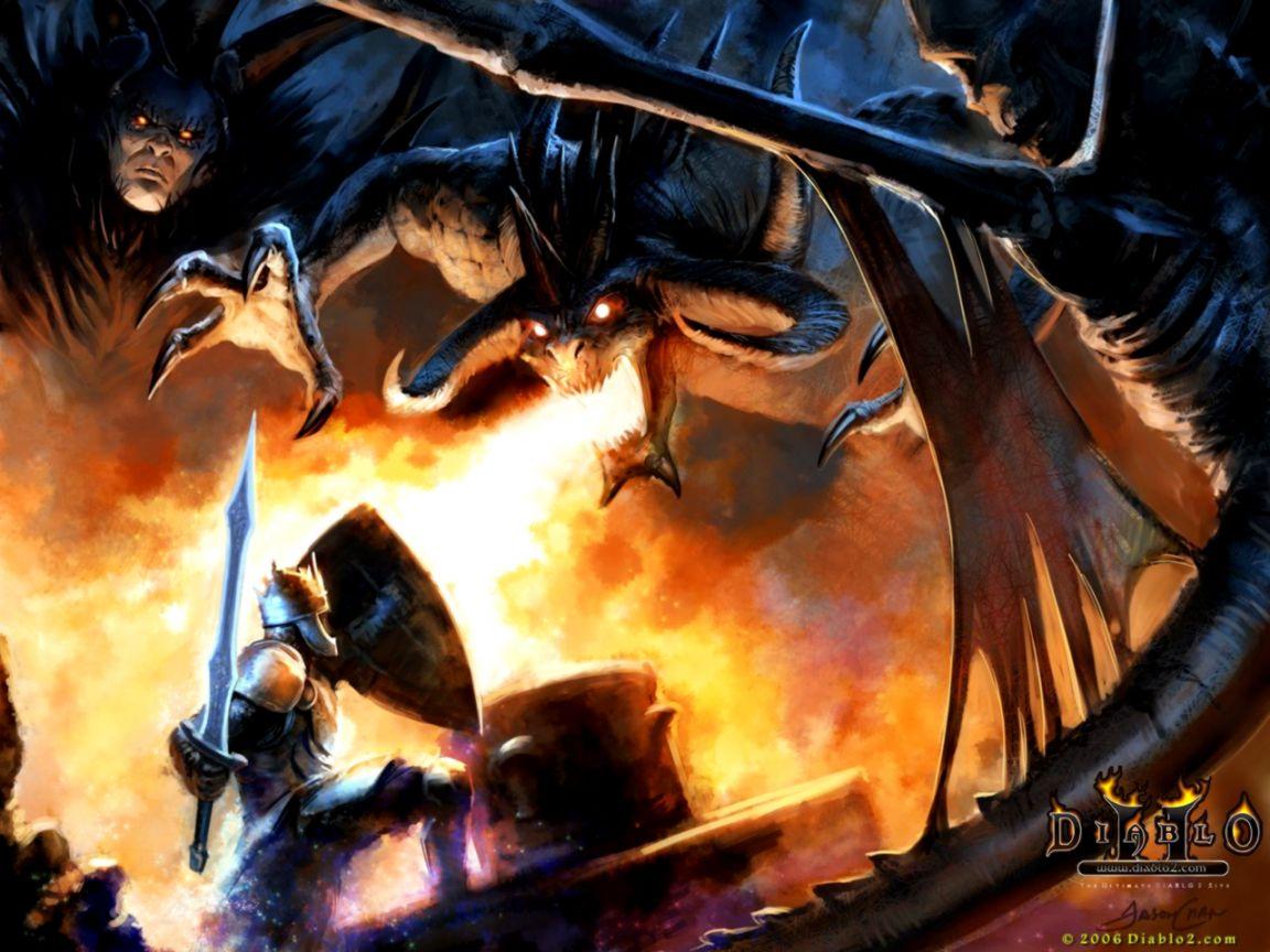 Diablo 2 Background Posted By Zoey Walker