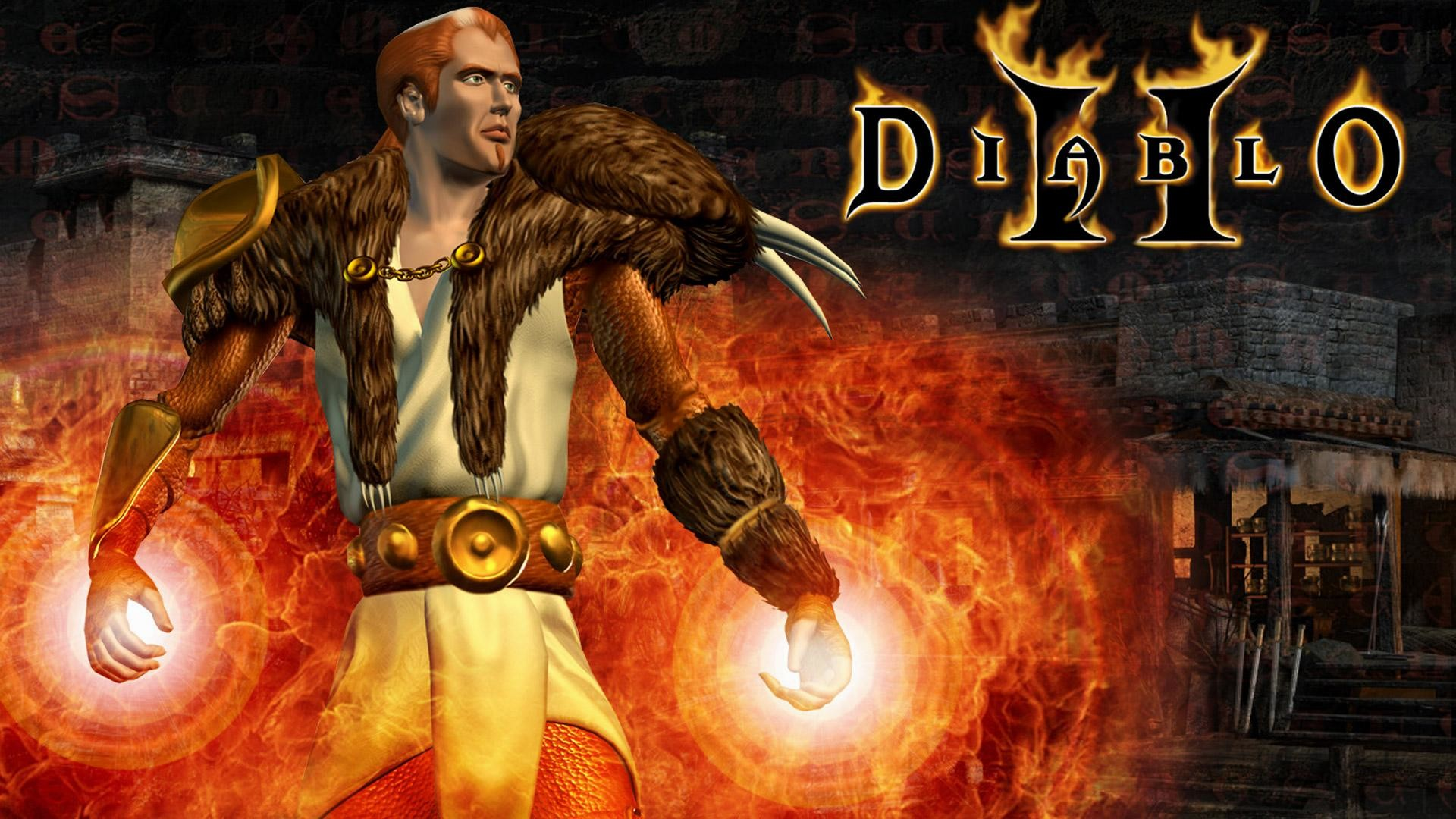 Diablo 2 Backgrounds Posted By Zoey Thompson