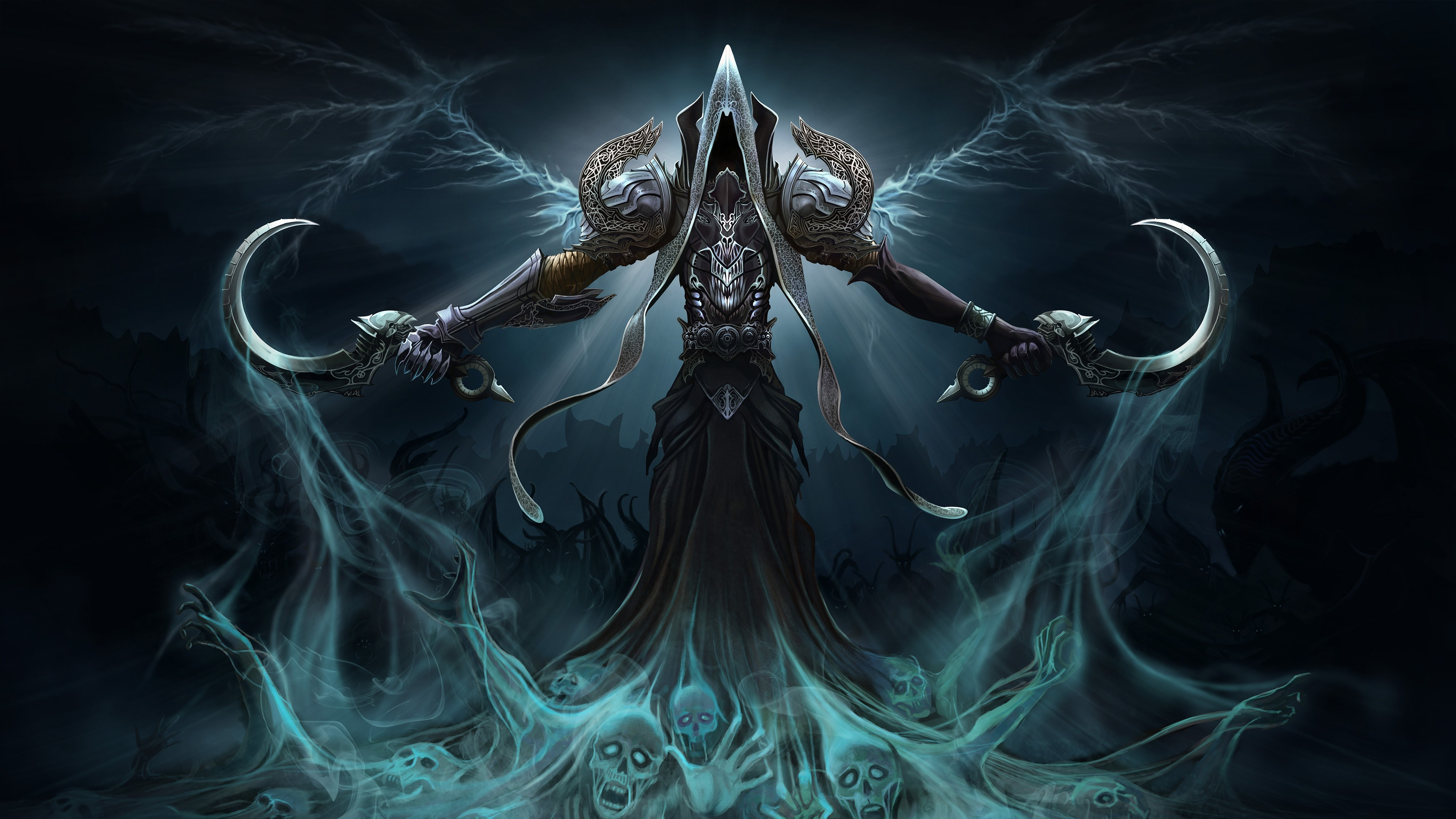 Diablo 3 Demon Hunter Wallpaper 1920x1080 Posted By Zoey Cunningham