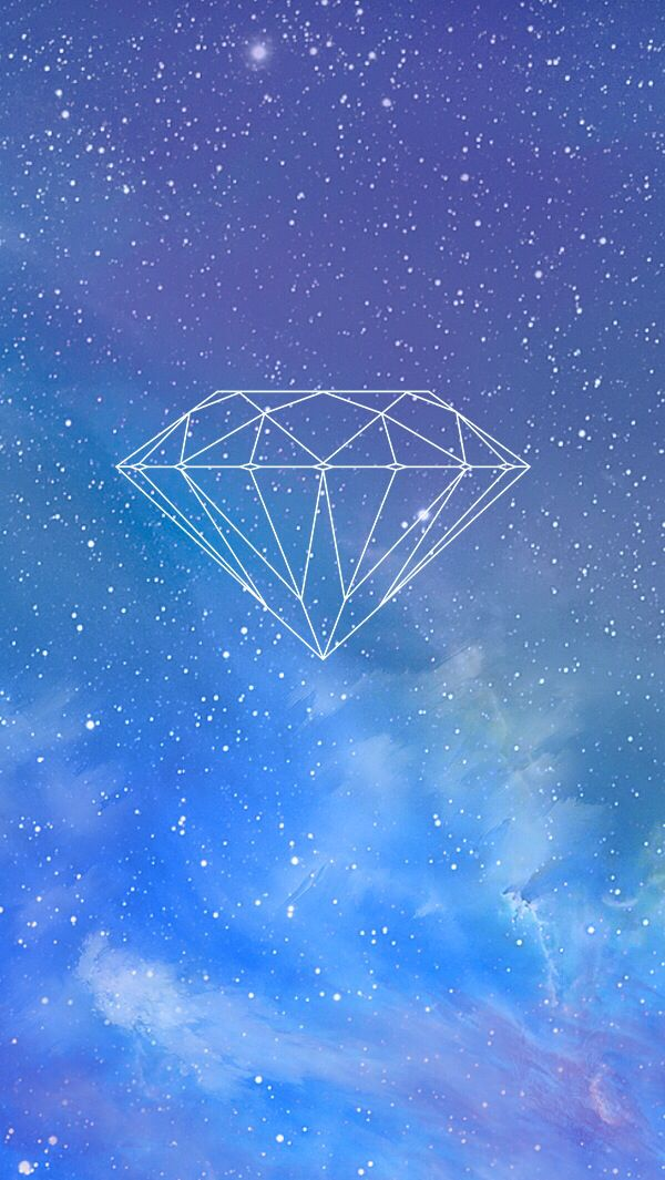 Diamonds Wallpaper Iphone Posted By Michelle Peltier