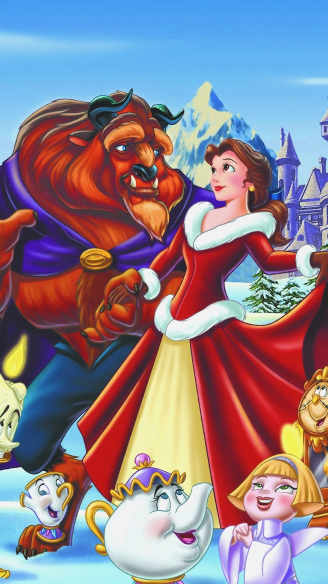 Disney Christmas Iphone Wallpaper Posted By Christopher Thompson