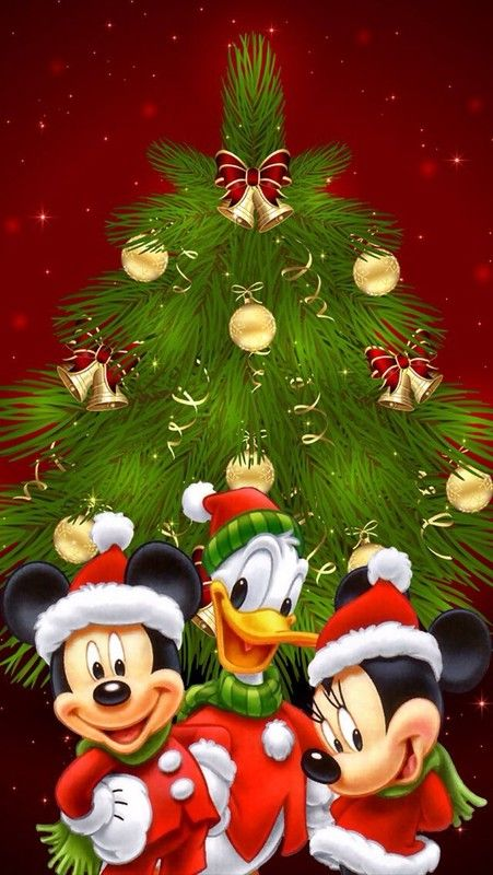 Disney Christmas Wallpaper Iphone 33 Pictures