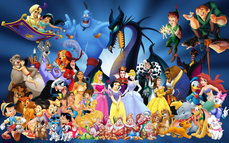 Cute Disney Characters Desktop Wallpapers Top Free Cute