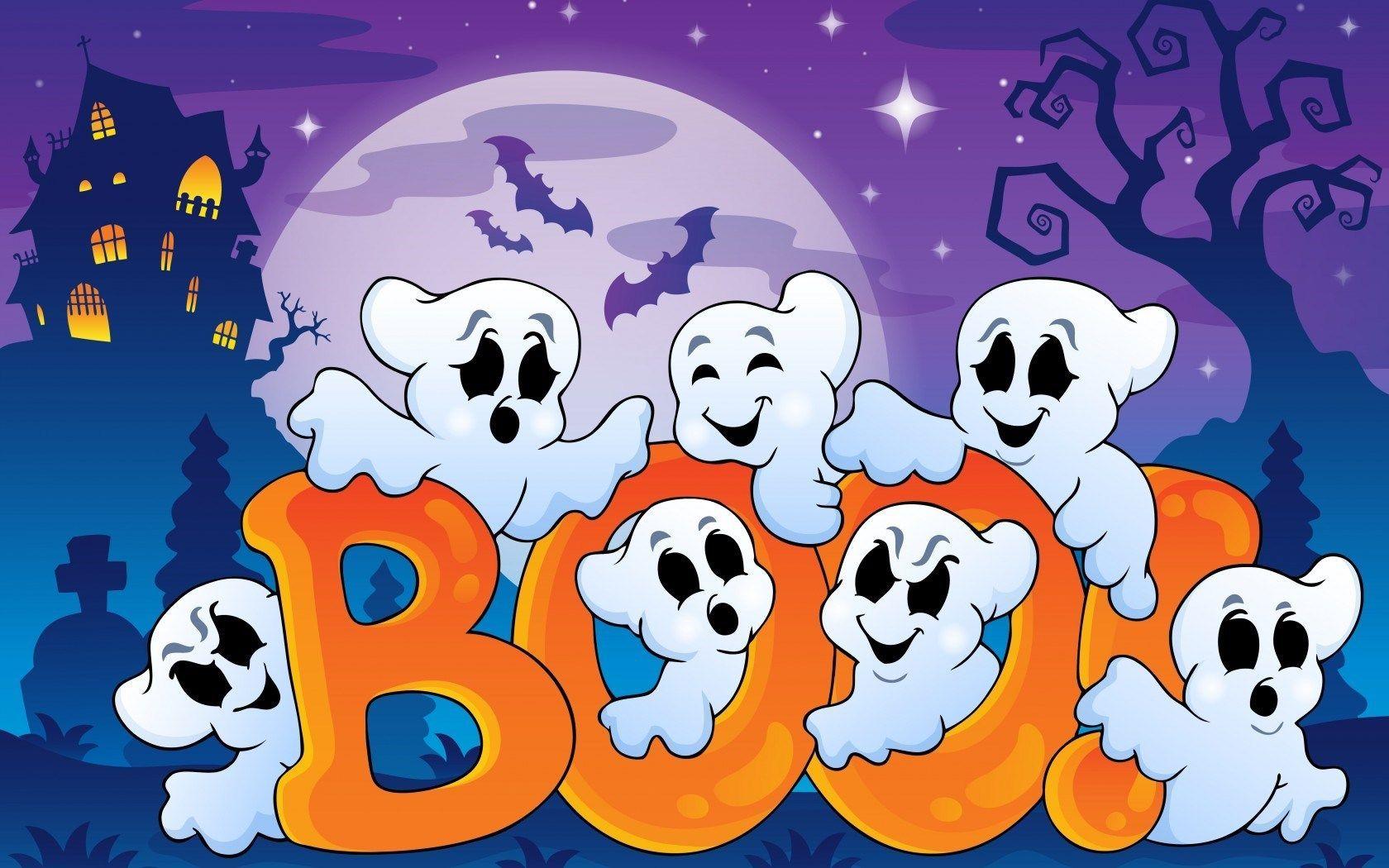Cute Halloween Wallpaper Desktop Background in 2019