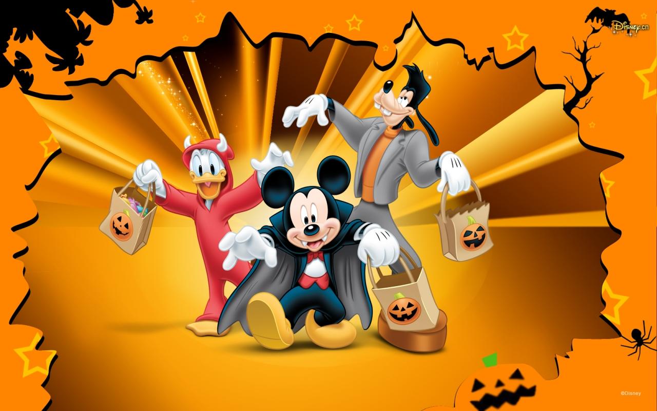 Free download Disney Halloween Sites Of Great Wallpapers