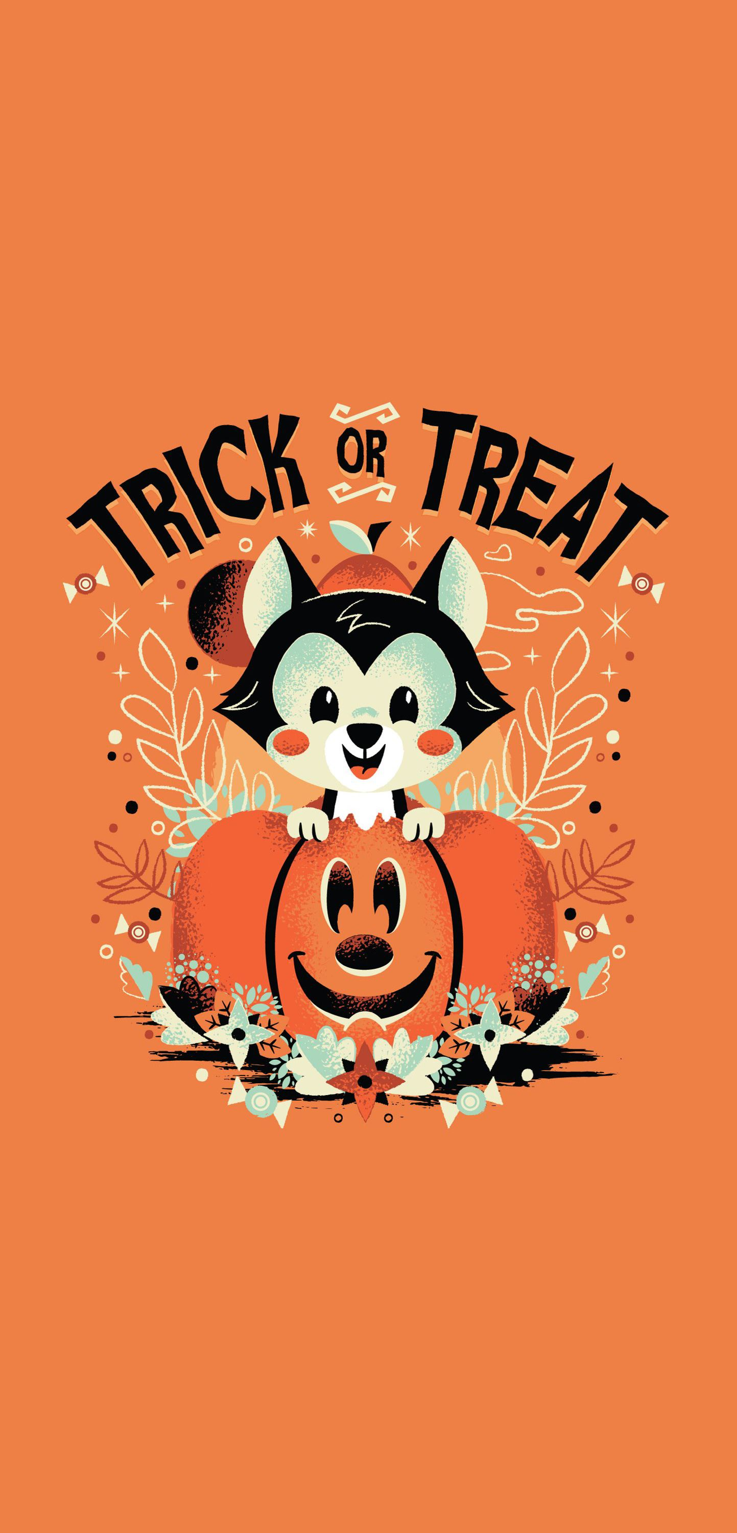 Disney Halloween Iphone Wallpapers Posted By John Simpson
