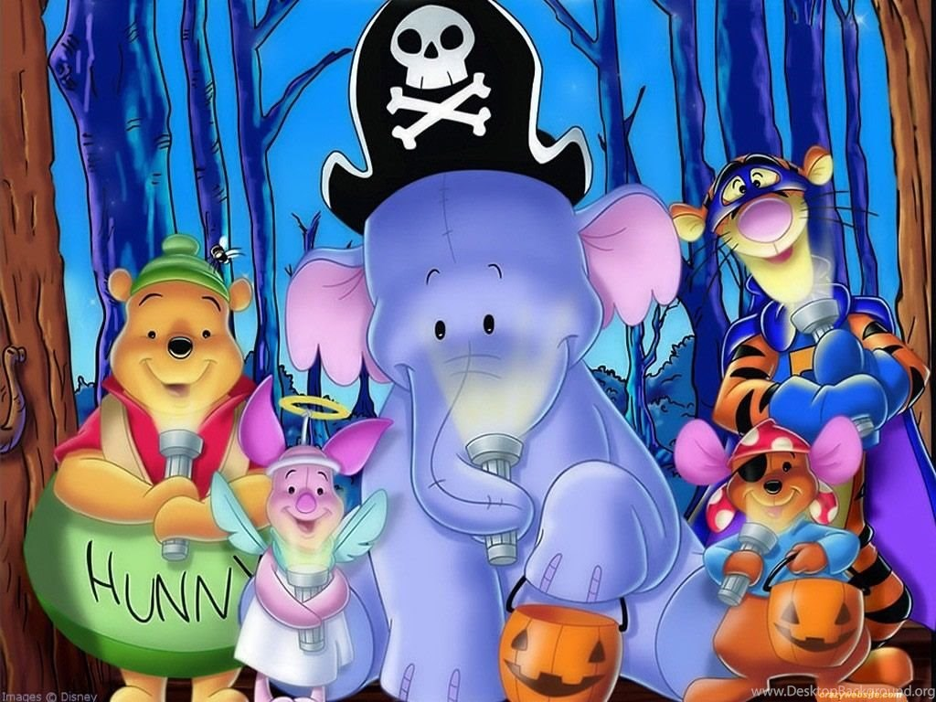 Disney Halloween Screensavers Posted By Samantha Thompson