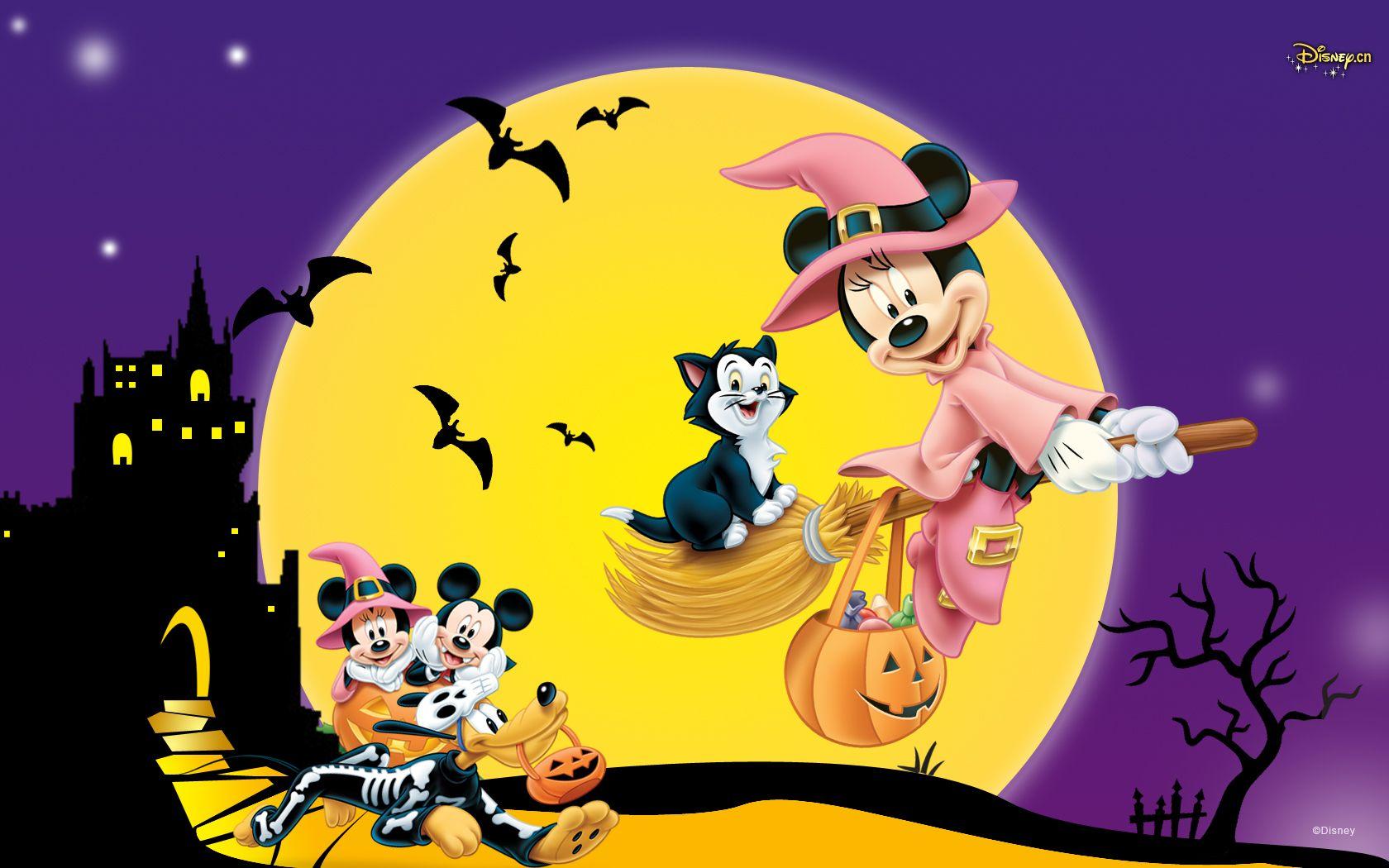 Disney Halloween Wallpaper Iphone Posted By John Mercado