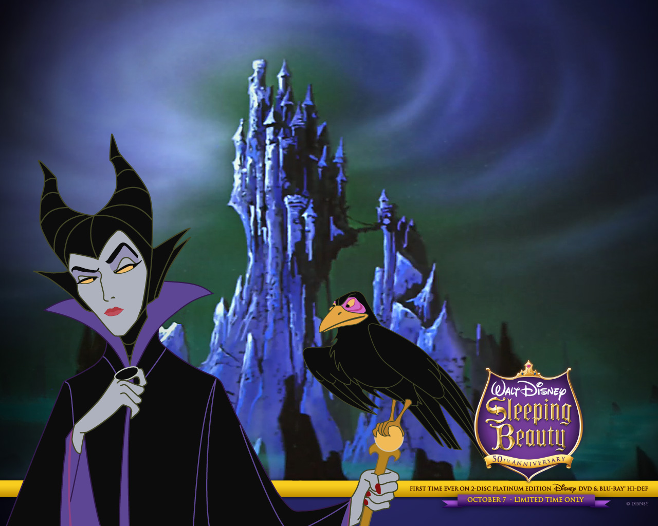 Disney Villain Wallpaper Posted By Christopher Tremblay