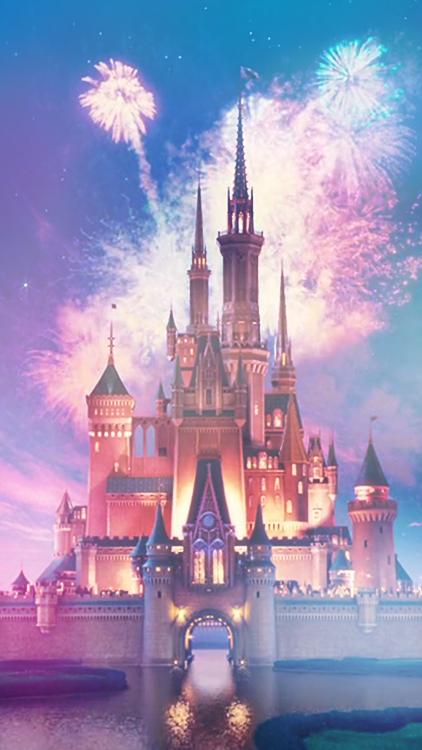 96 Disney Castle Wallpapers on WallpaperSafari