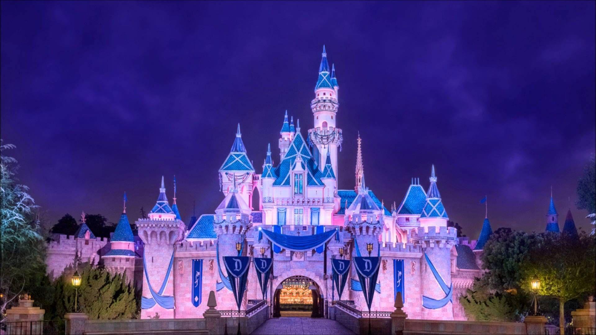 Disney World Castle Wallpaper Posted By Ethan Walker