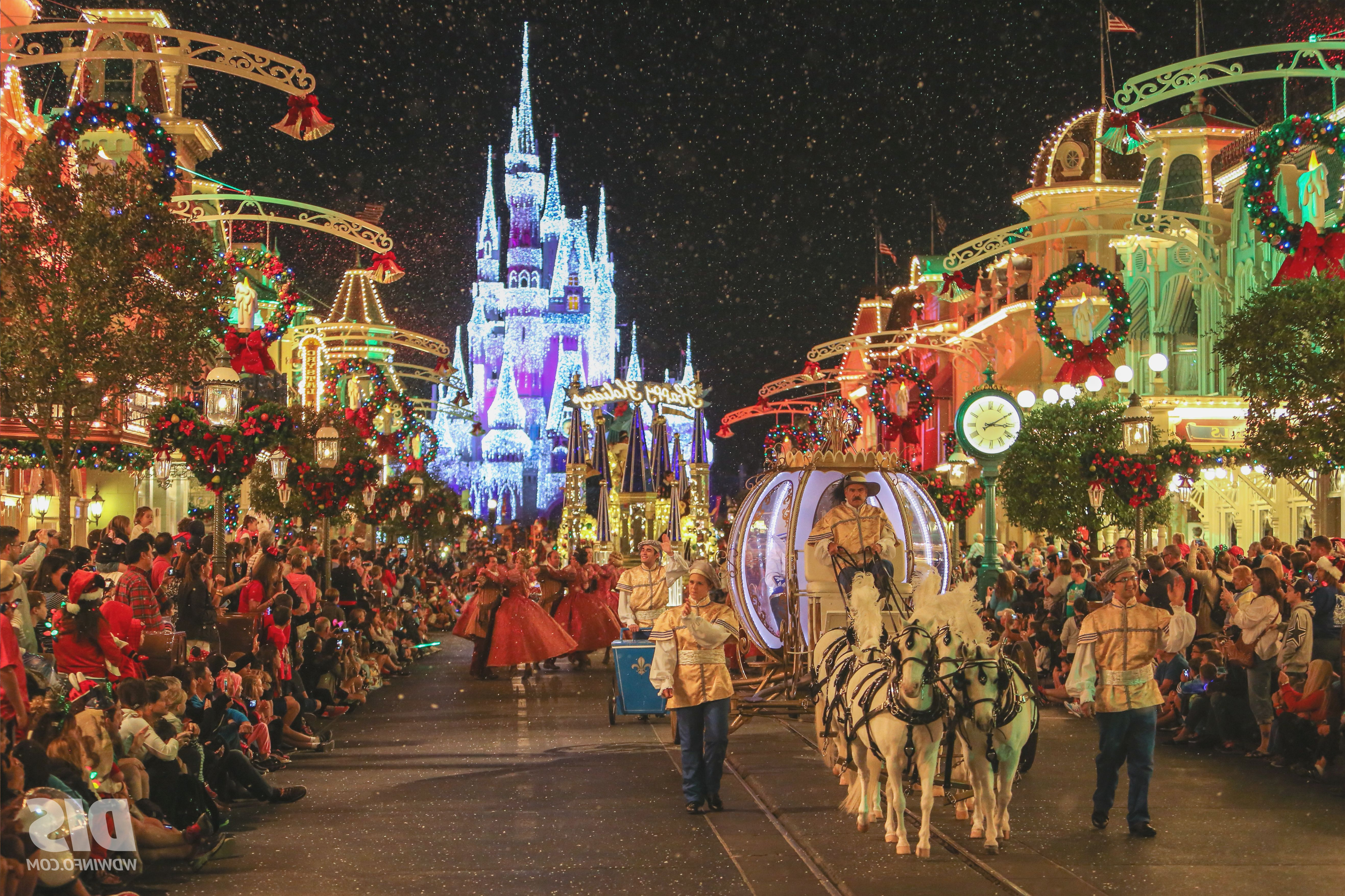 Disney World Wallpaper Posted By Samantha Sellers
