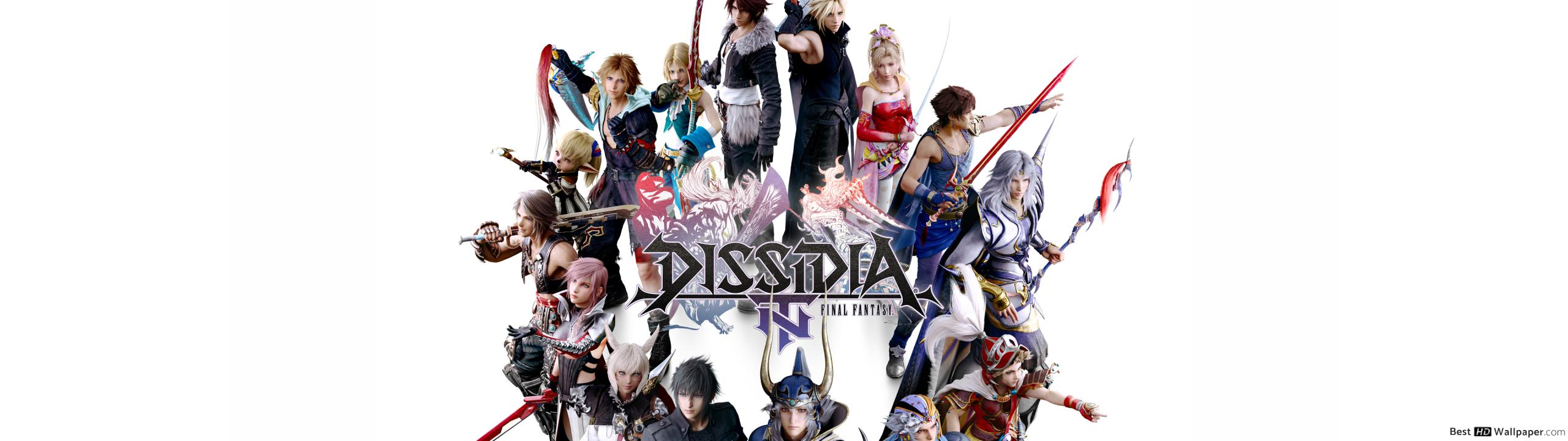Dissidia Final Fantasy Nt Wallpaper Posted By Samantha Thompson