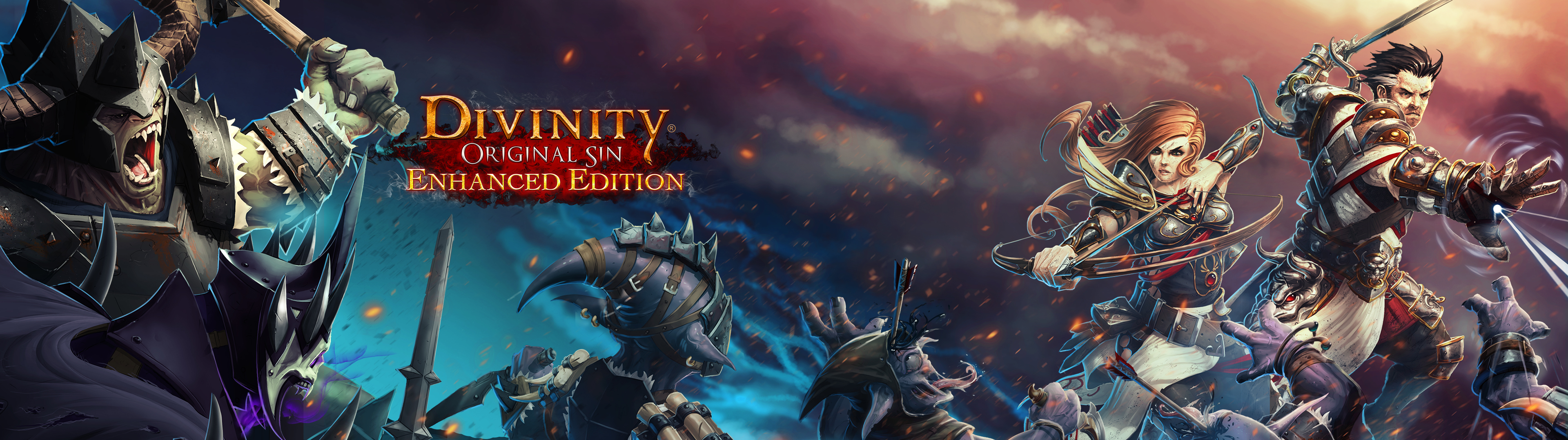 Divinity Original Sin 2 Wallpaper 1920x1080 Posted By Christopher Anderson