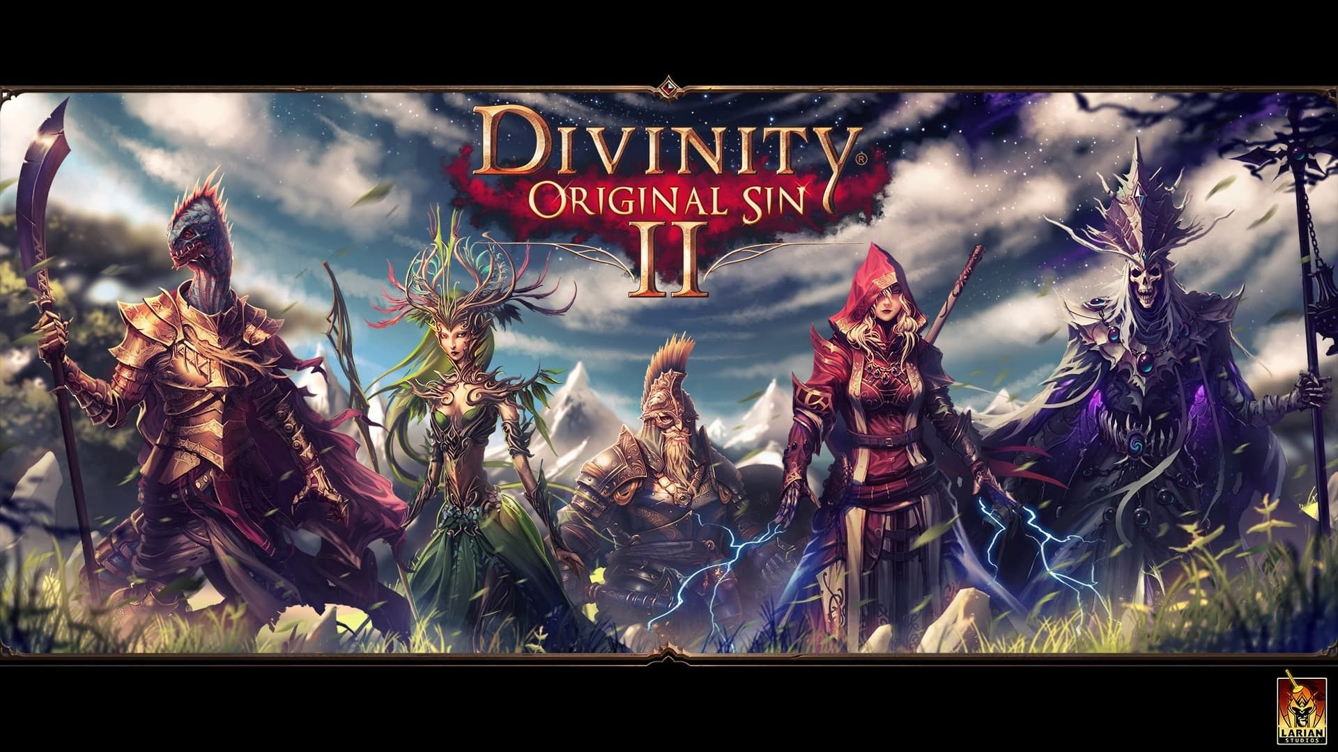 Divinity Original Sin 2 Wallpapers Posted By Samantha Tremblay
