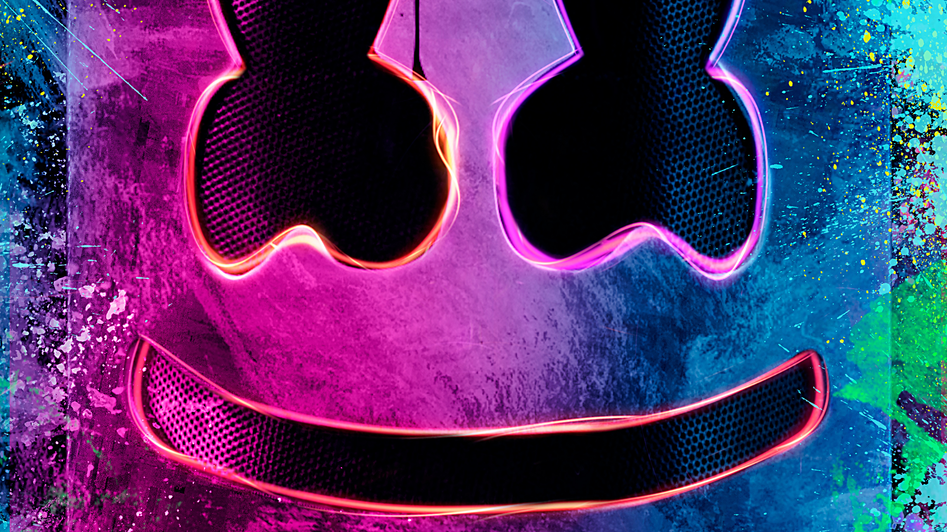 Dj Marshmello Wallpaper Posted By Ethan Simpson