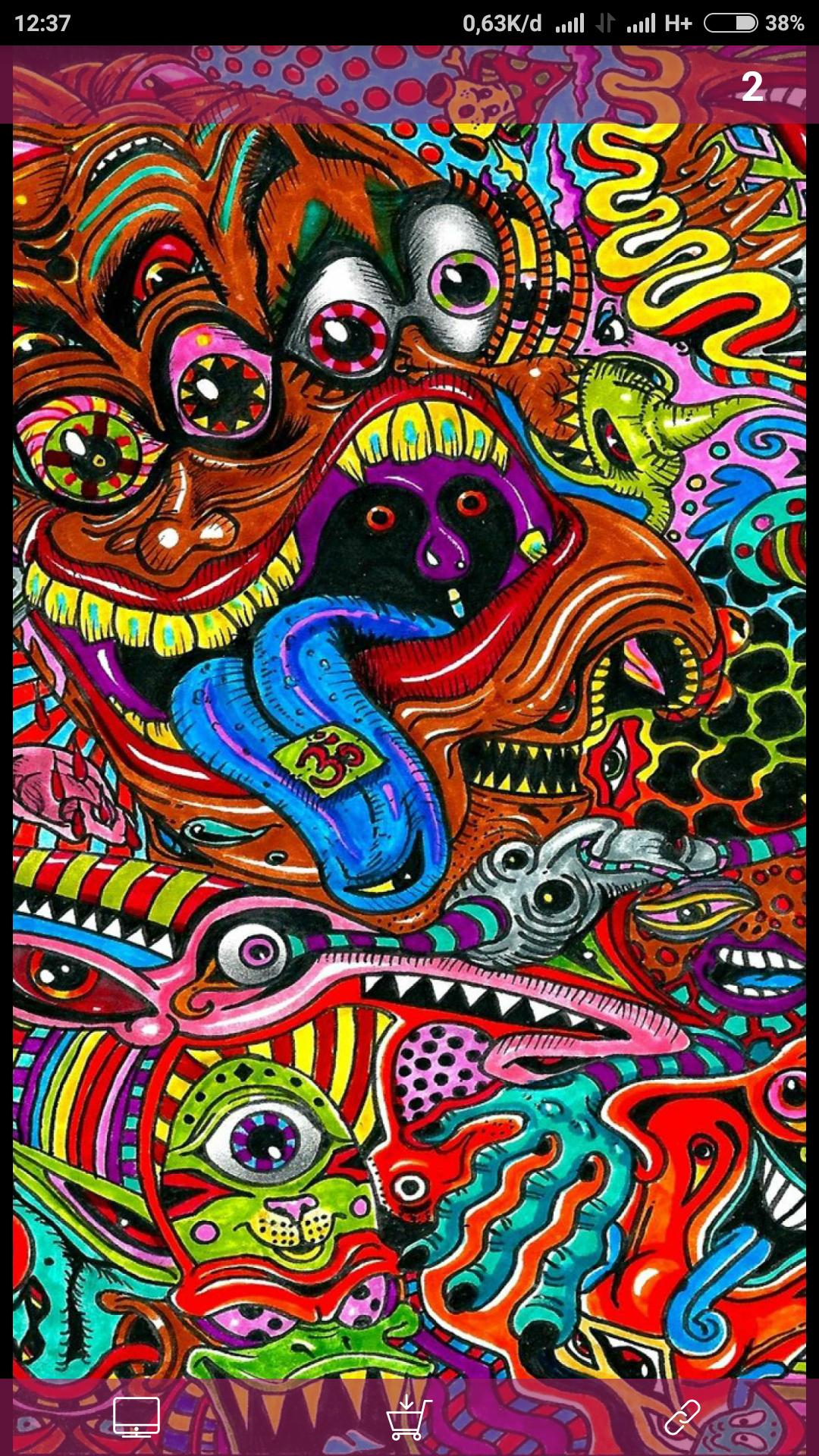 11+ Doodle Art Wallpaper For Android Pictures | Wallpaper Cave
