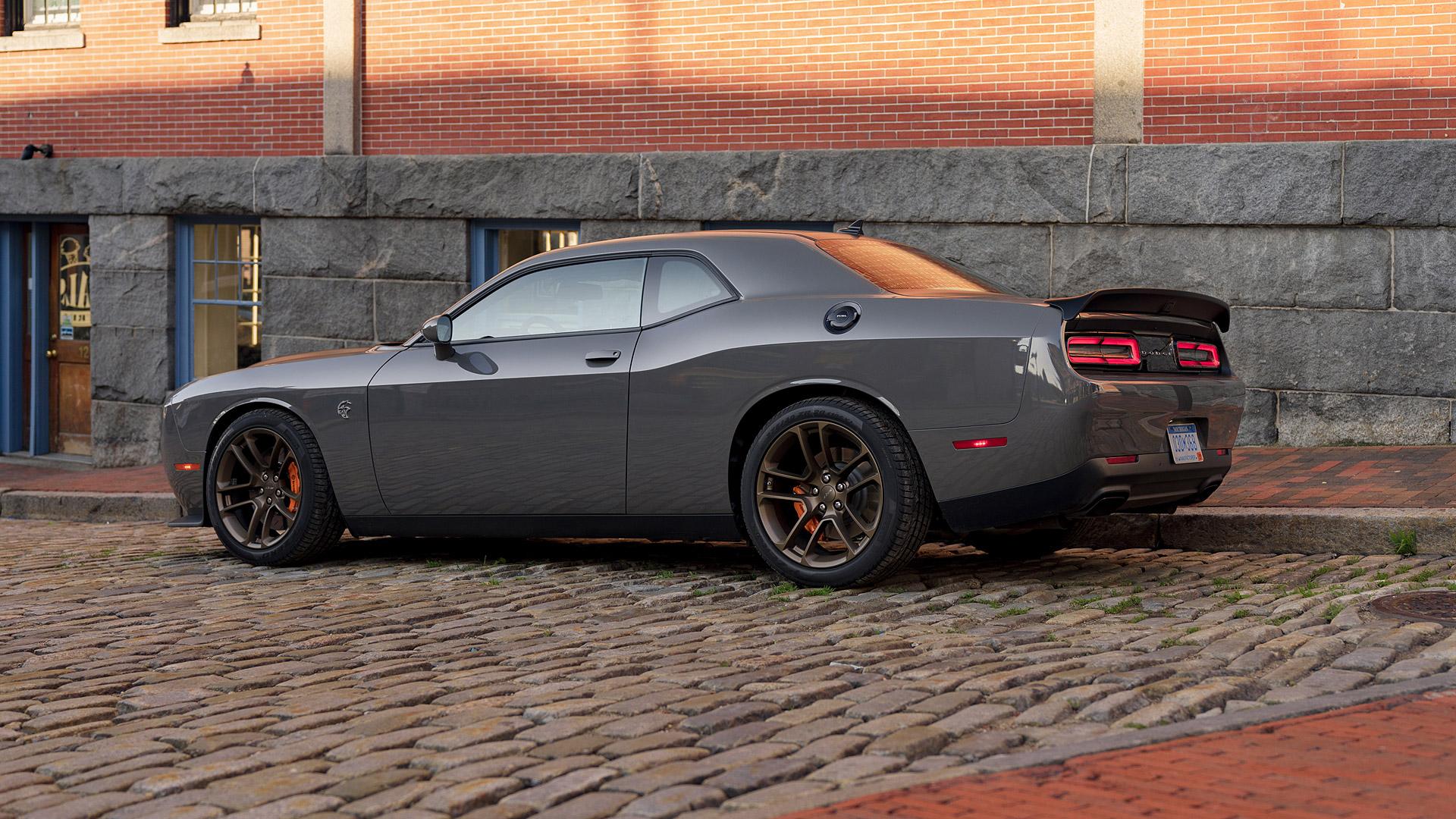 2019 Dodge Challenger SRT Hellcat Wallpapers HD Images