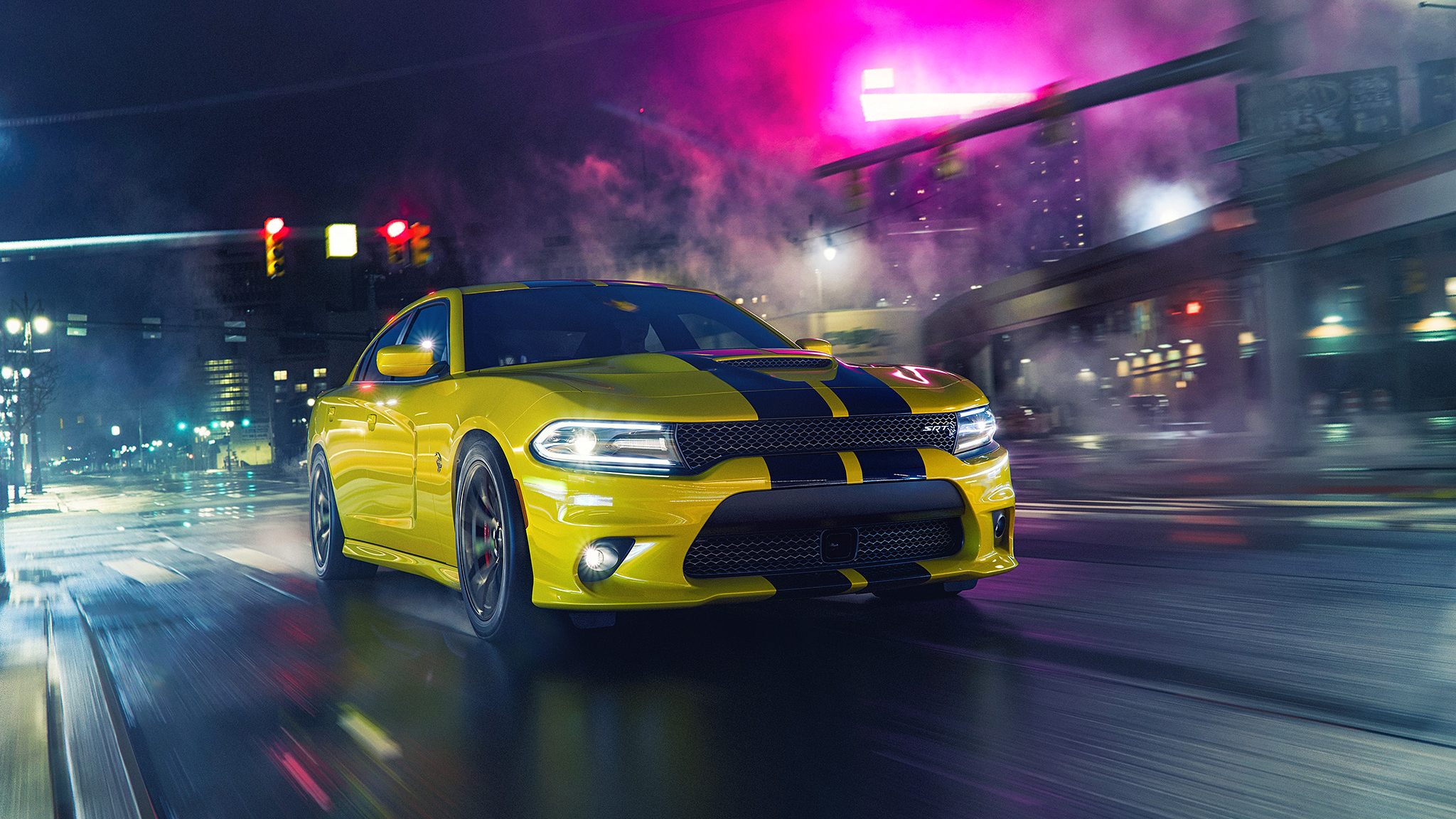 Dodge Charger Hellcat Wallpapers Posted By Christopher Cunningham