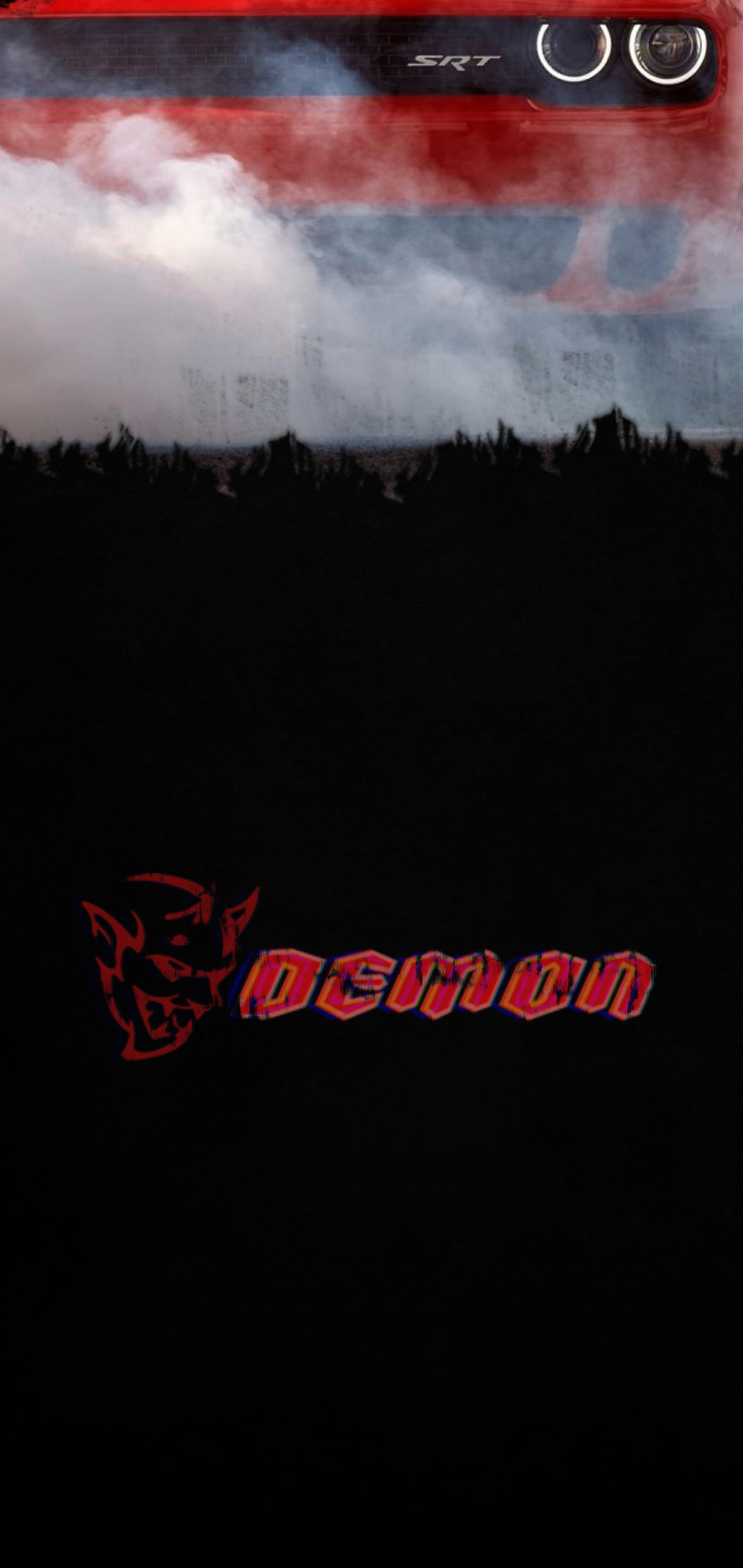 Dodge Demon Logo Wallpaper Posted By John Thompson