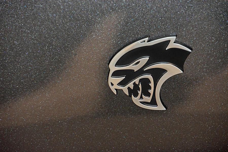 Dodge Challenger And Charger 2015-2018 SRT HELLCAT 3D Metal Emblem Rear /& Sides