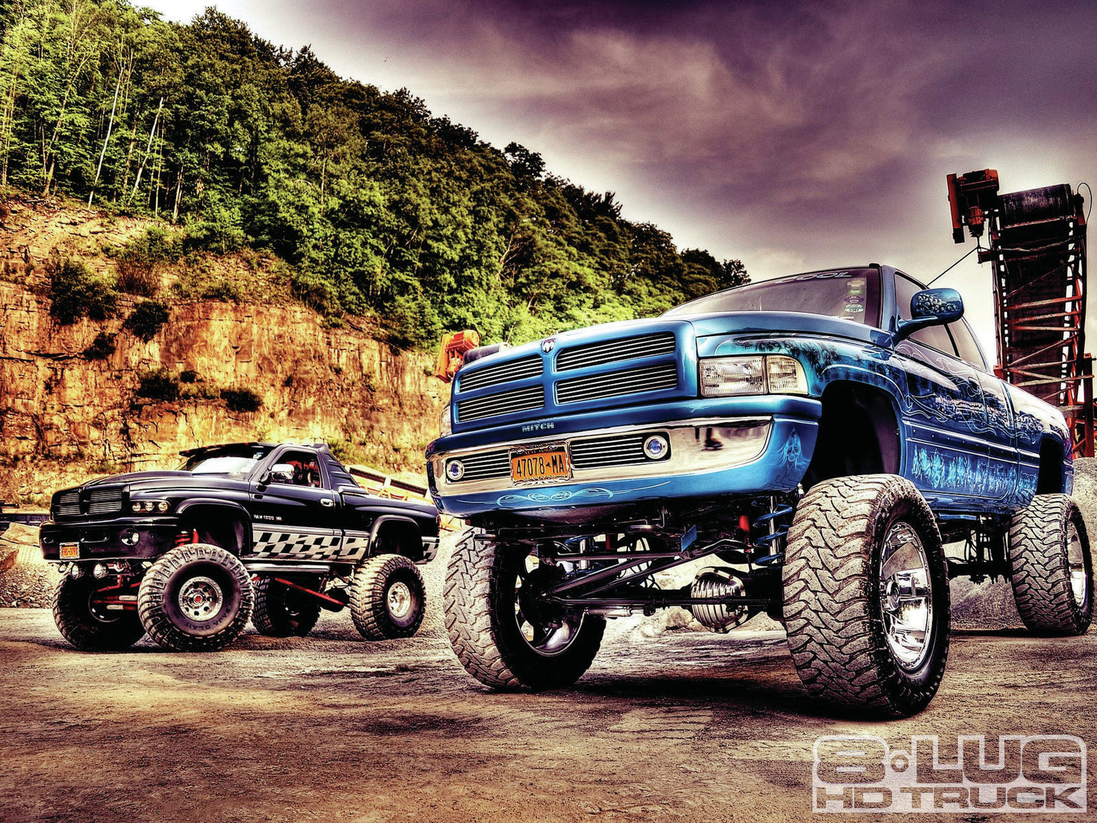 Dodge Ram 2500 Wallpapers Posted By John Simpson