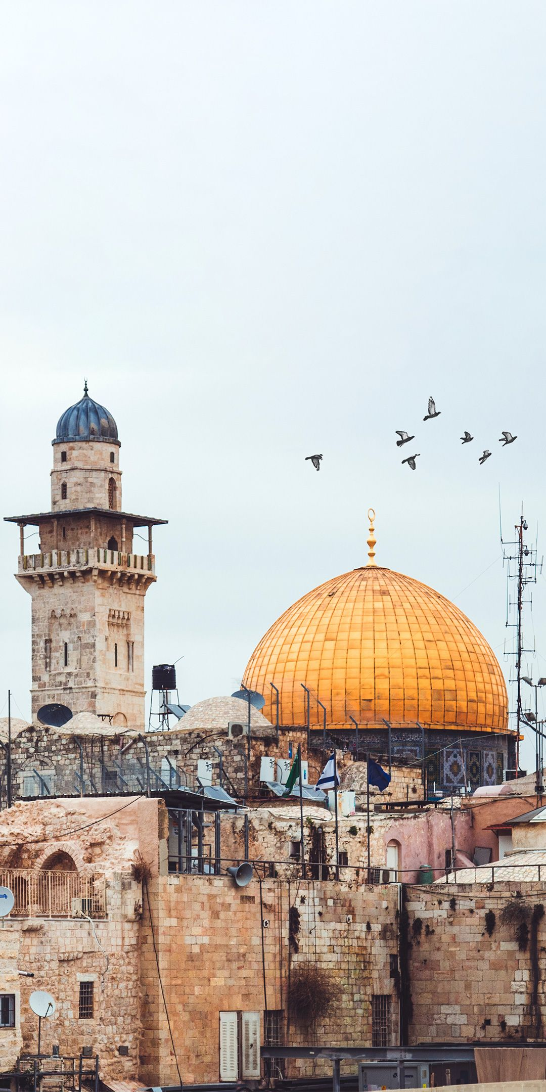 Dome Of The Rock Wallpapers