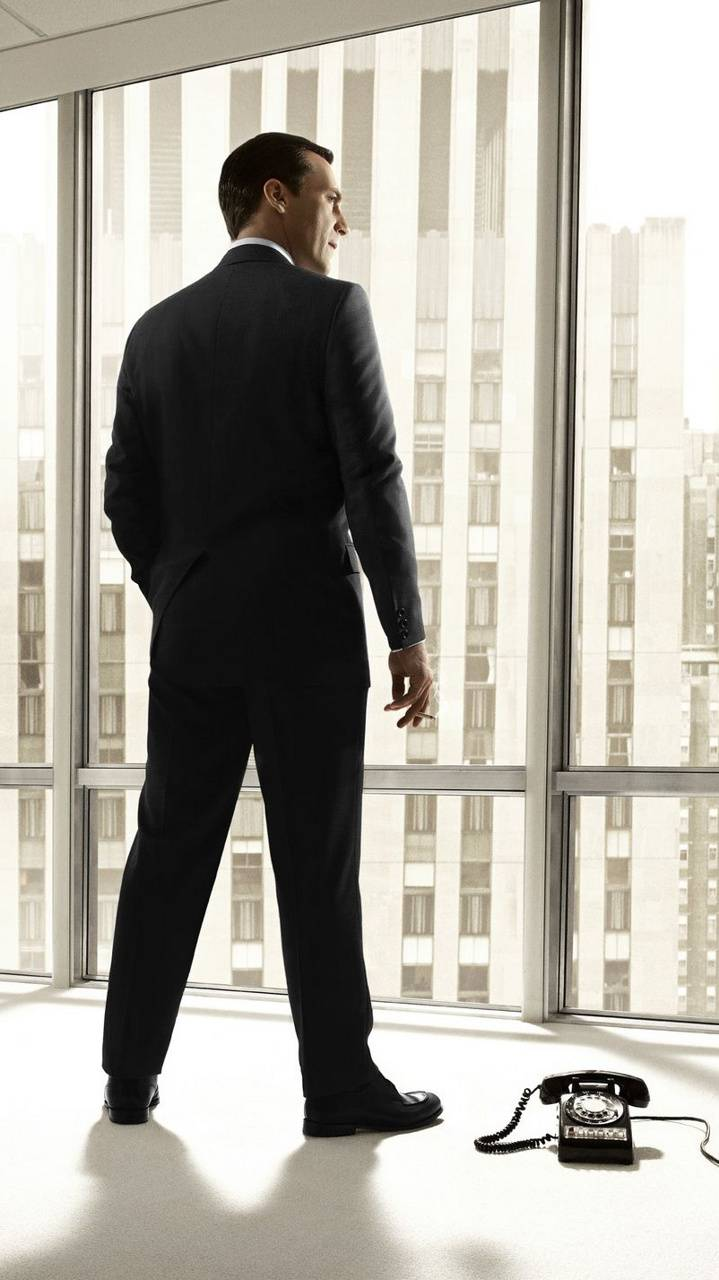 Don Draper Wallpaper Posted By Michelle Sellers