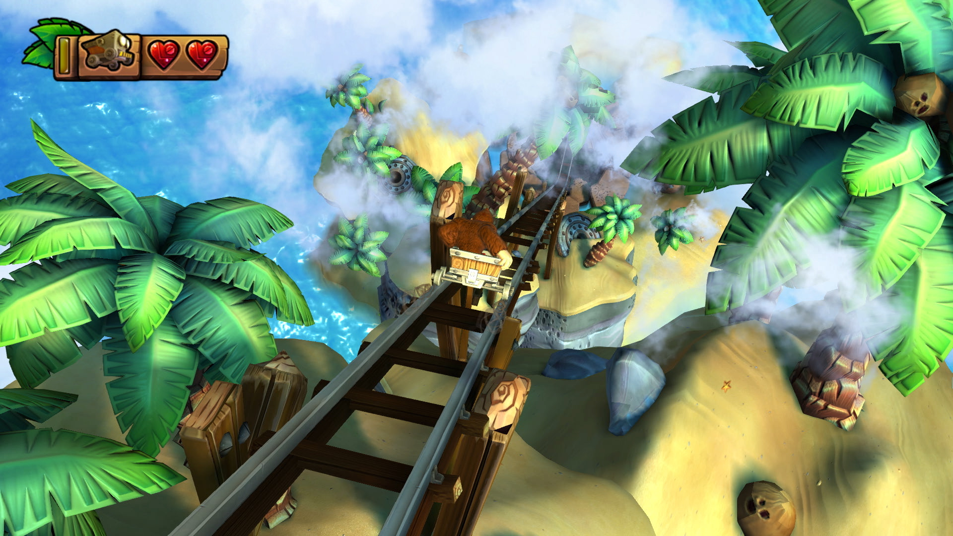 Donkey Kong Country Tropical Freeze Wallpapers