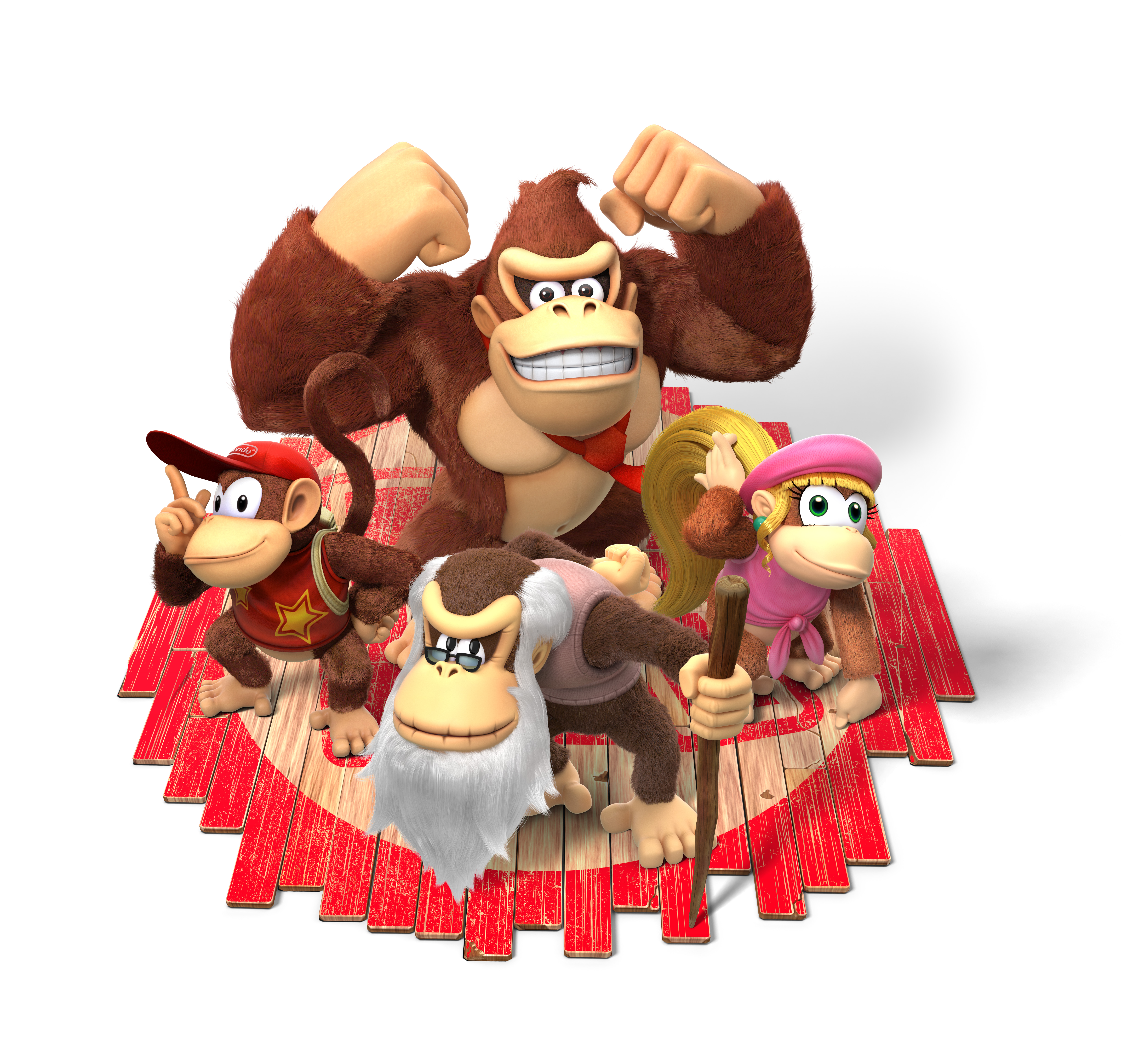 Donkey Kong Tropical Freeze Wallpaper Posted By Zoey Anderson