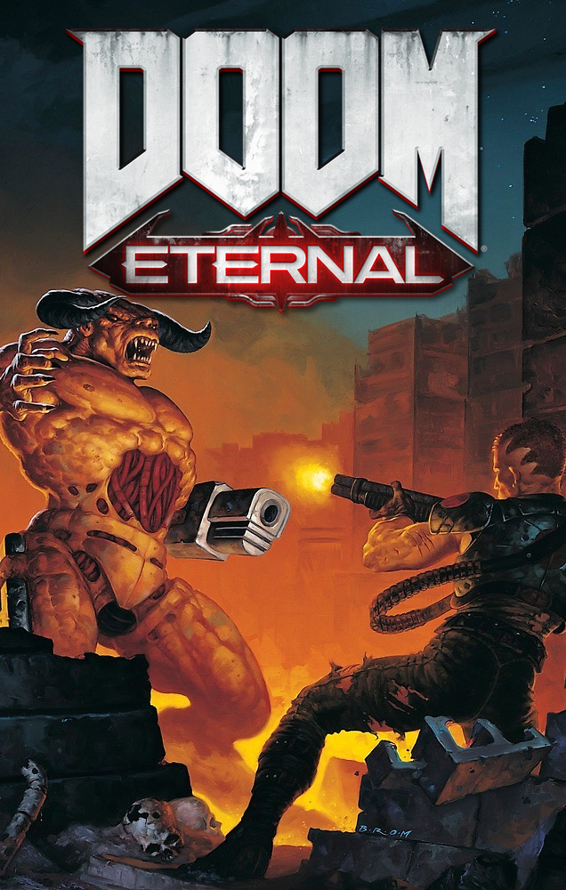 Doom Eternal Wallpaper Posted By Zoey Sellers