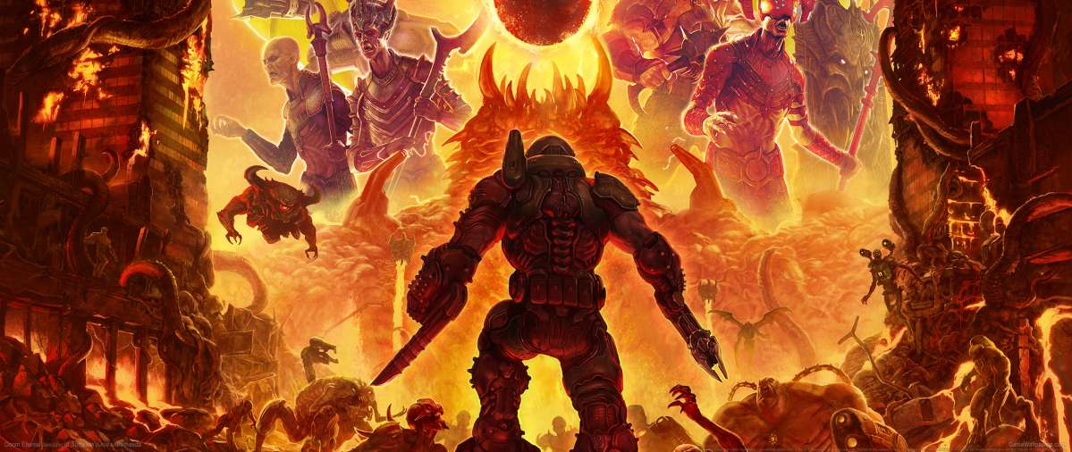 Doom Eternal Wallpapers Posted By Michelle Thompson