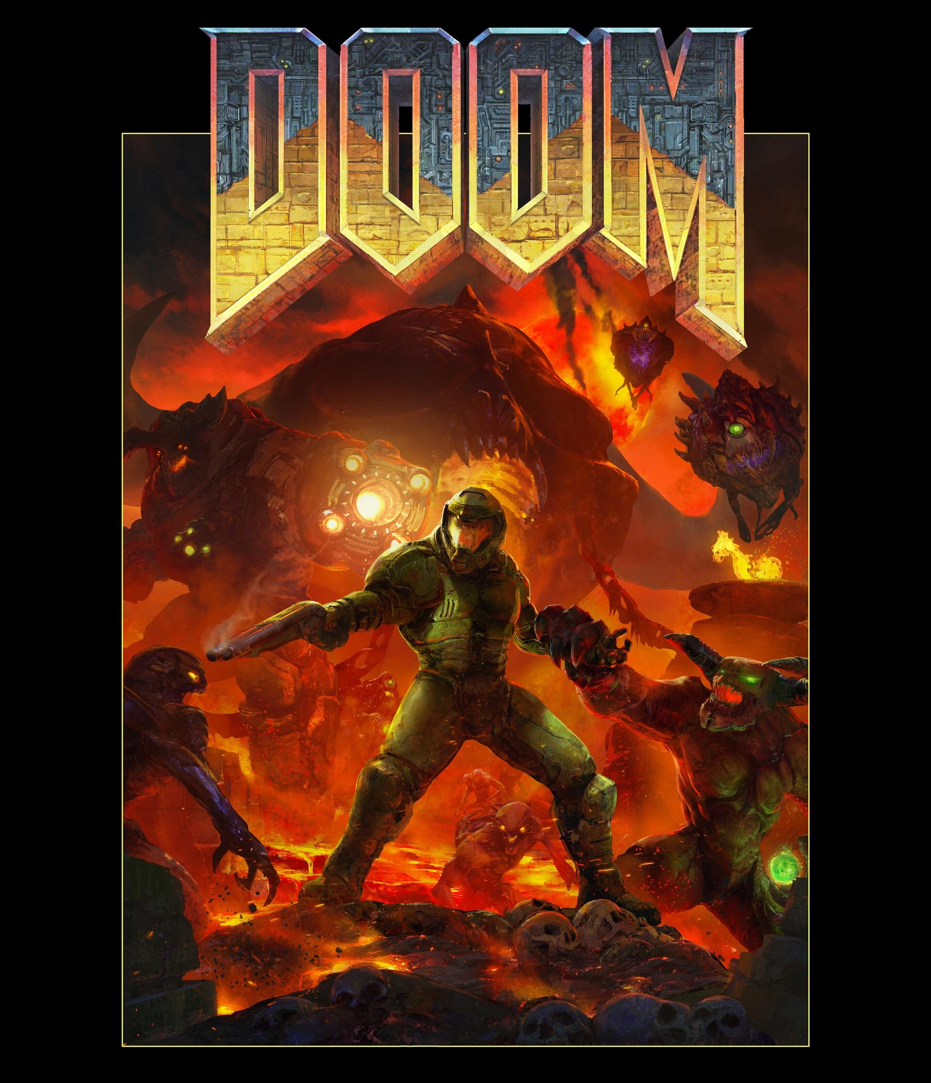 Doom Iphone Wallpaper Posted By Ethan Johnson