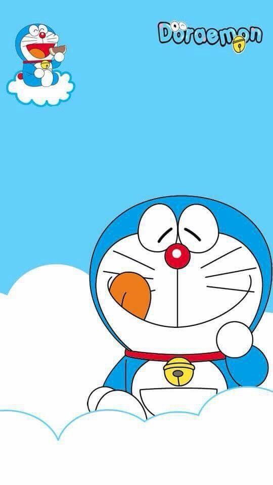 Doraemon Wallpaper For Iphone Pinterest Doraemon Free
